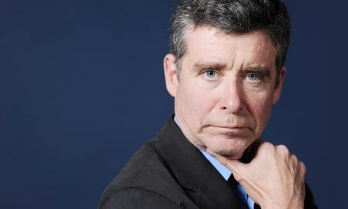 Mandatory Credit: Photo by Sipa Press / Rex Features (1228956c) Jay McInerney Jay McInerney at the America Festival in Vincennes, France - 28 Sep 2010