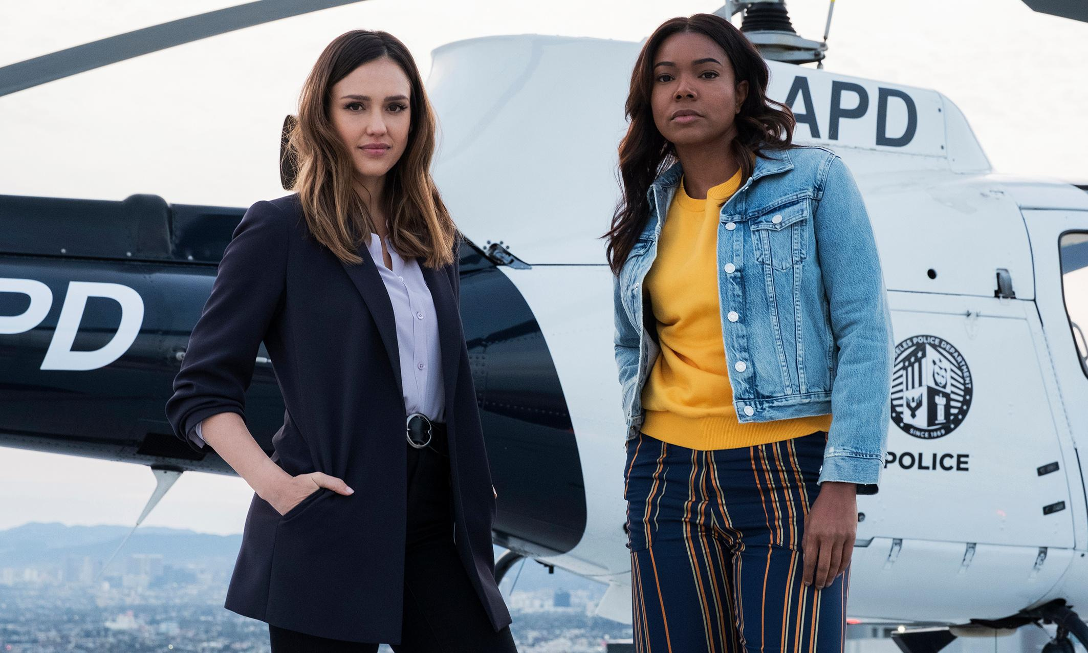 """LA's Finest: the Bad Boys spin-off where Jessica Alba says """"Really?"""" a lot"""