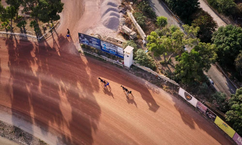 Horse racing at Malta Racing Club