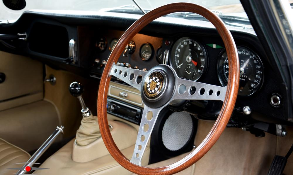 Inside story: the perfectly restored interior of the 1967 Series 1