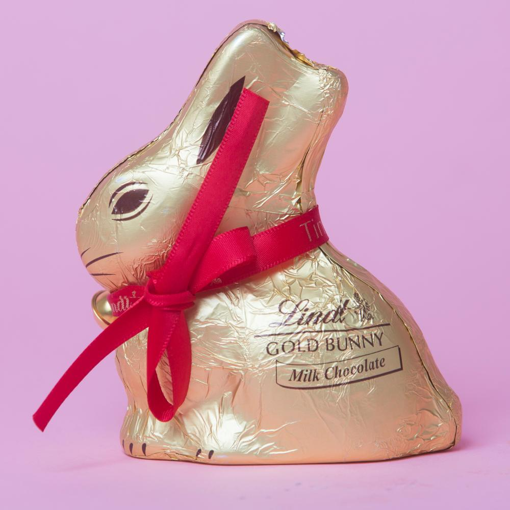 Lindt Gold Bunny.
