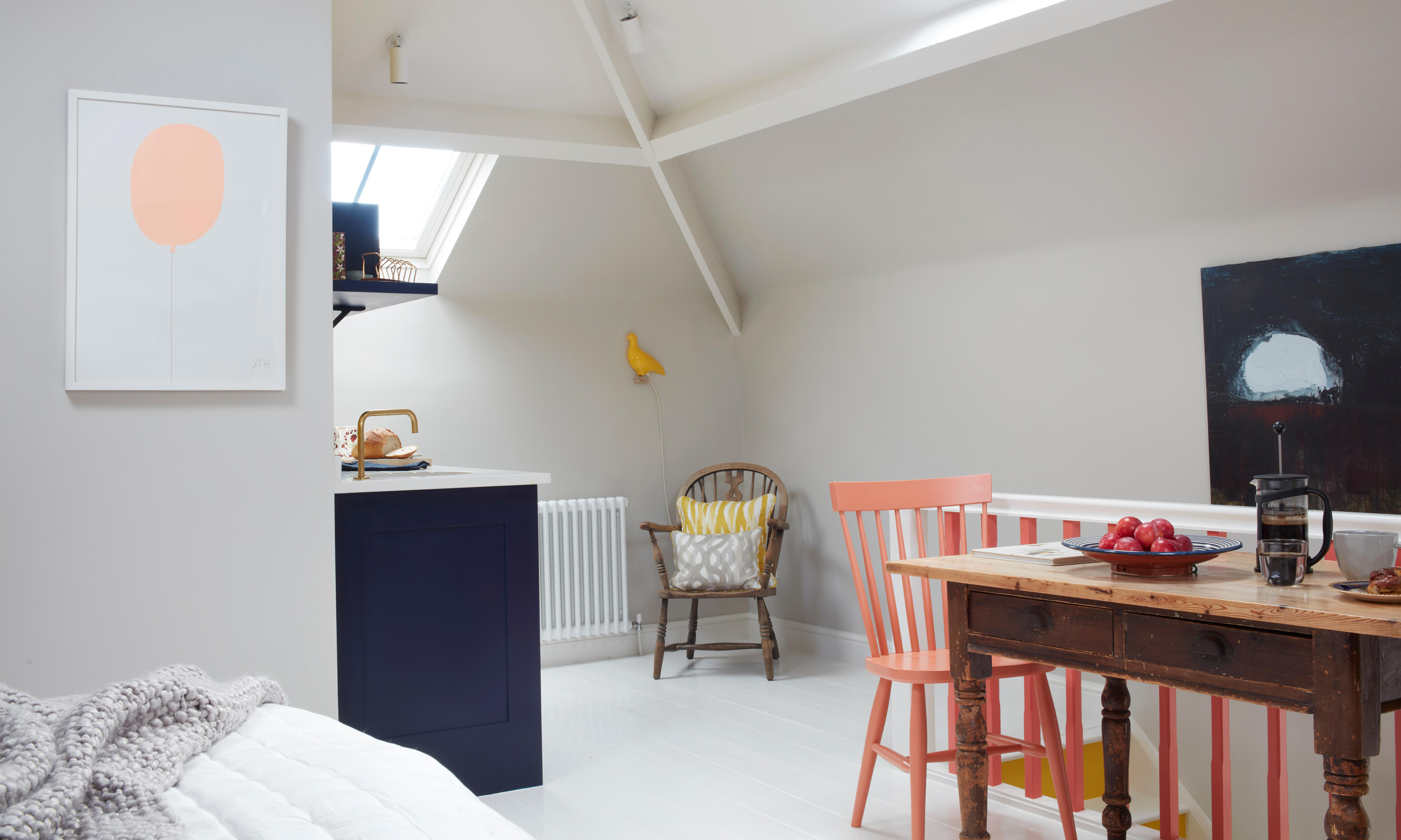 The artist's mews: small and perfect in Devon