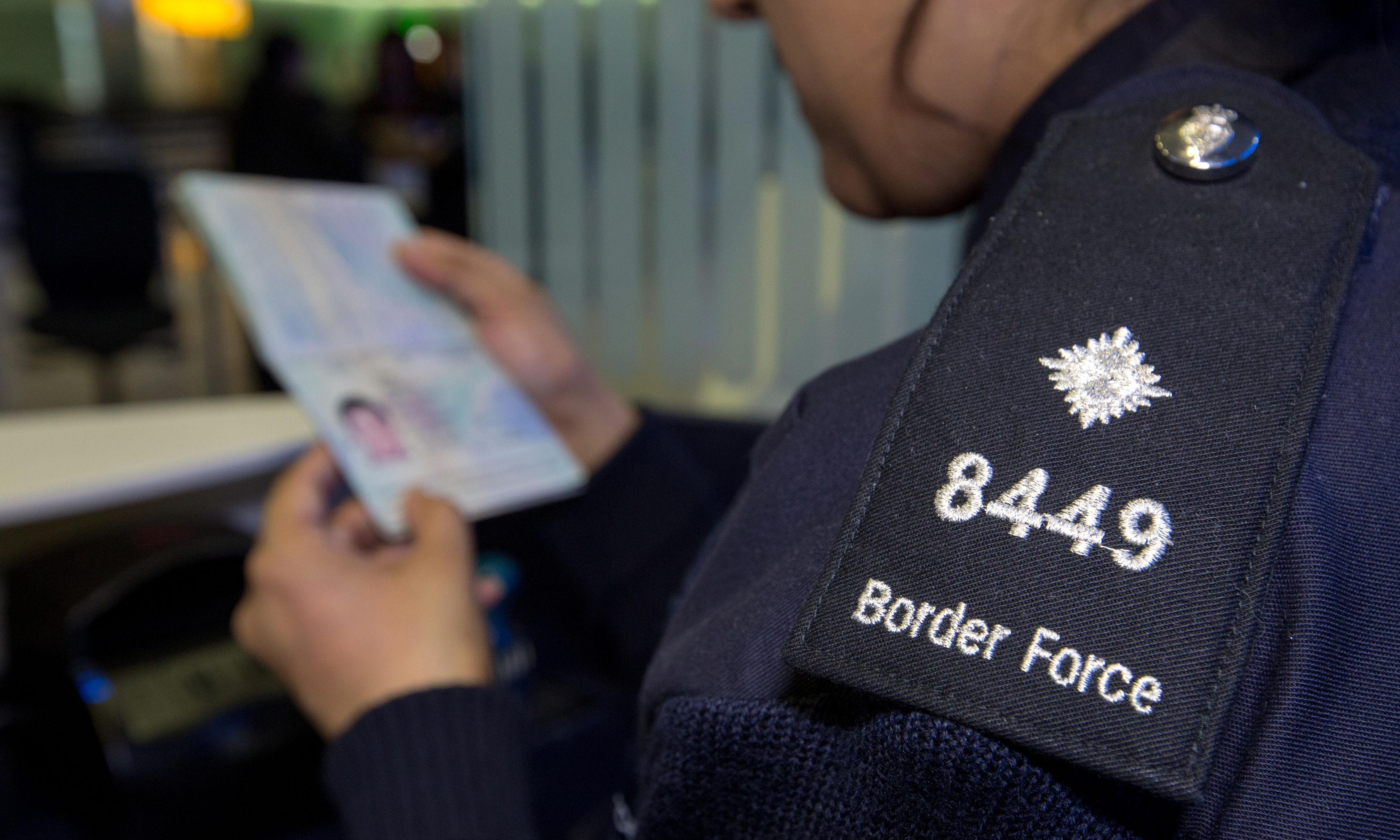 Home Office to assign Border Force tasks to agency workers