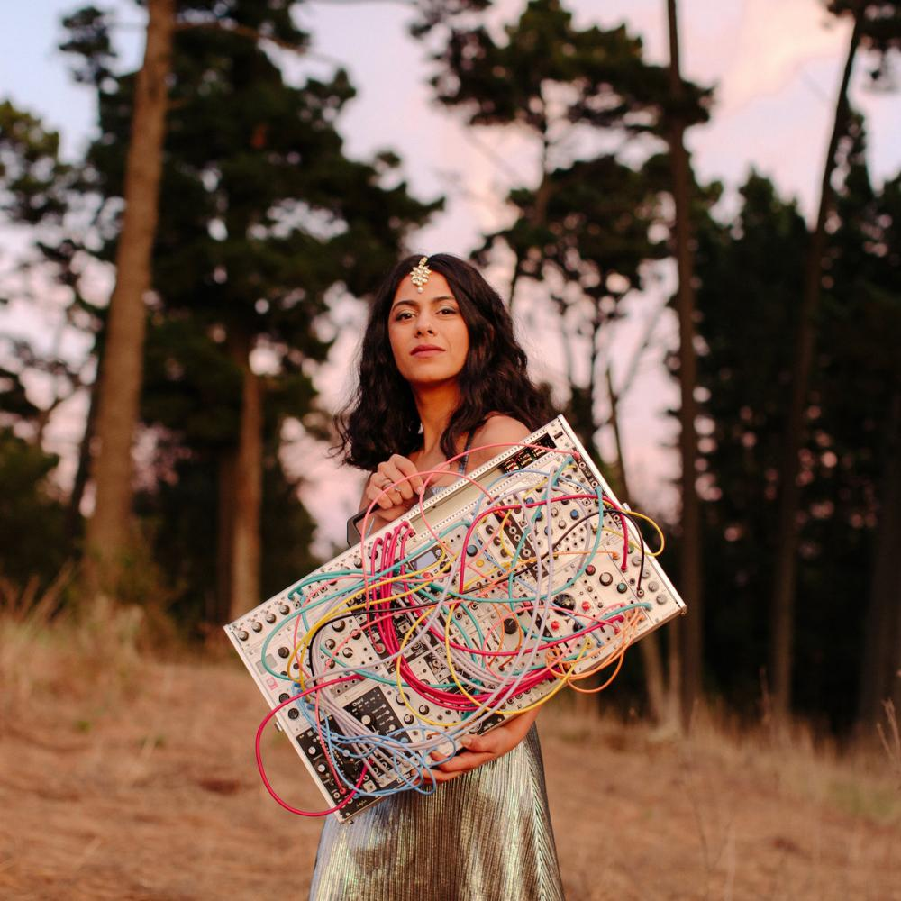Arushi Jain: Under the Lilac Sky album cover
