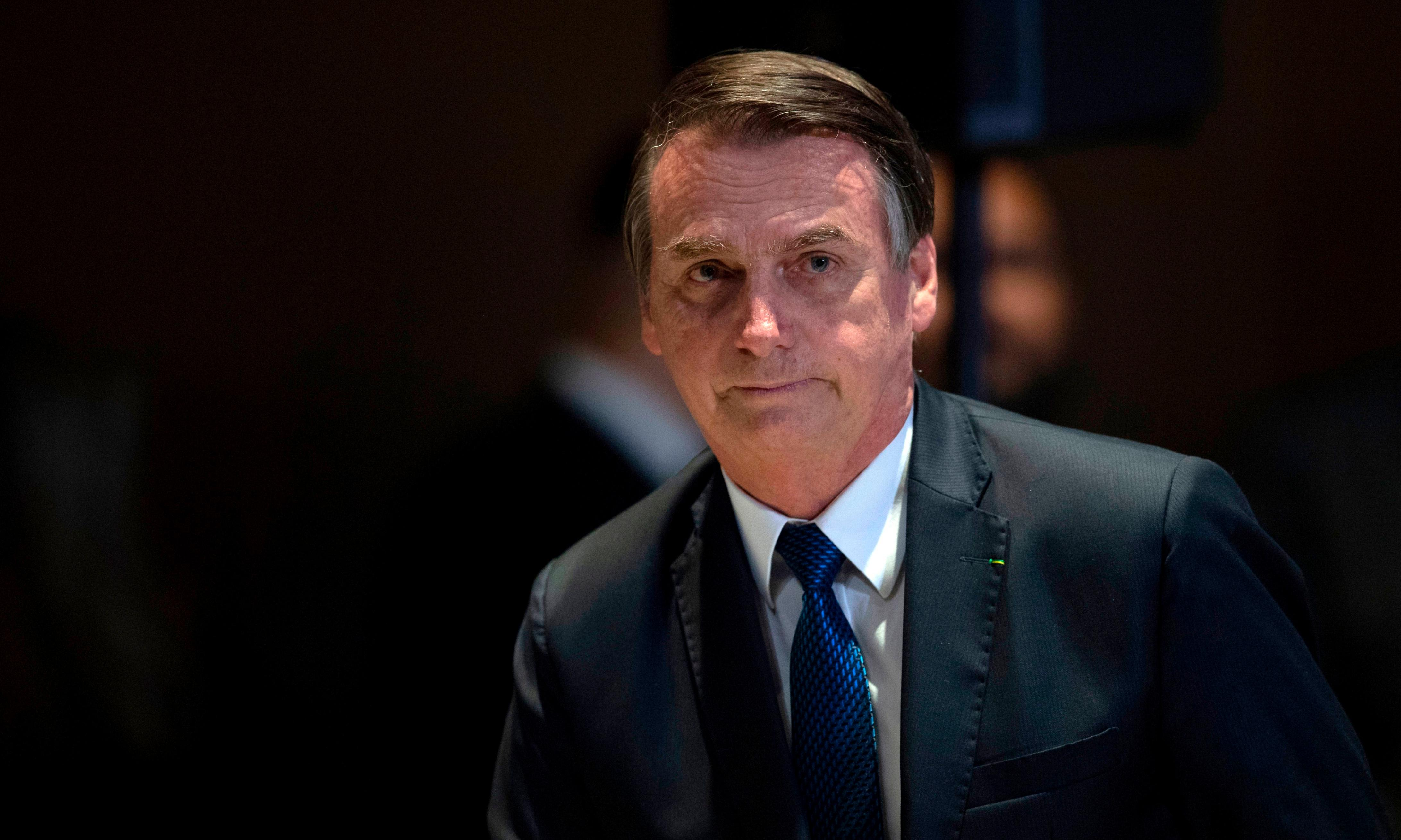 US museum of natural history will not host Bolsonaro gala event after outrage