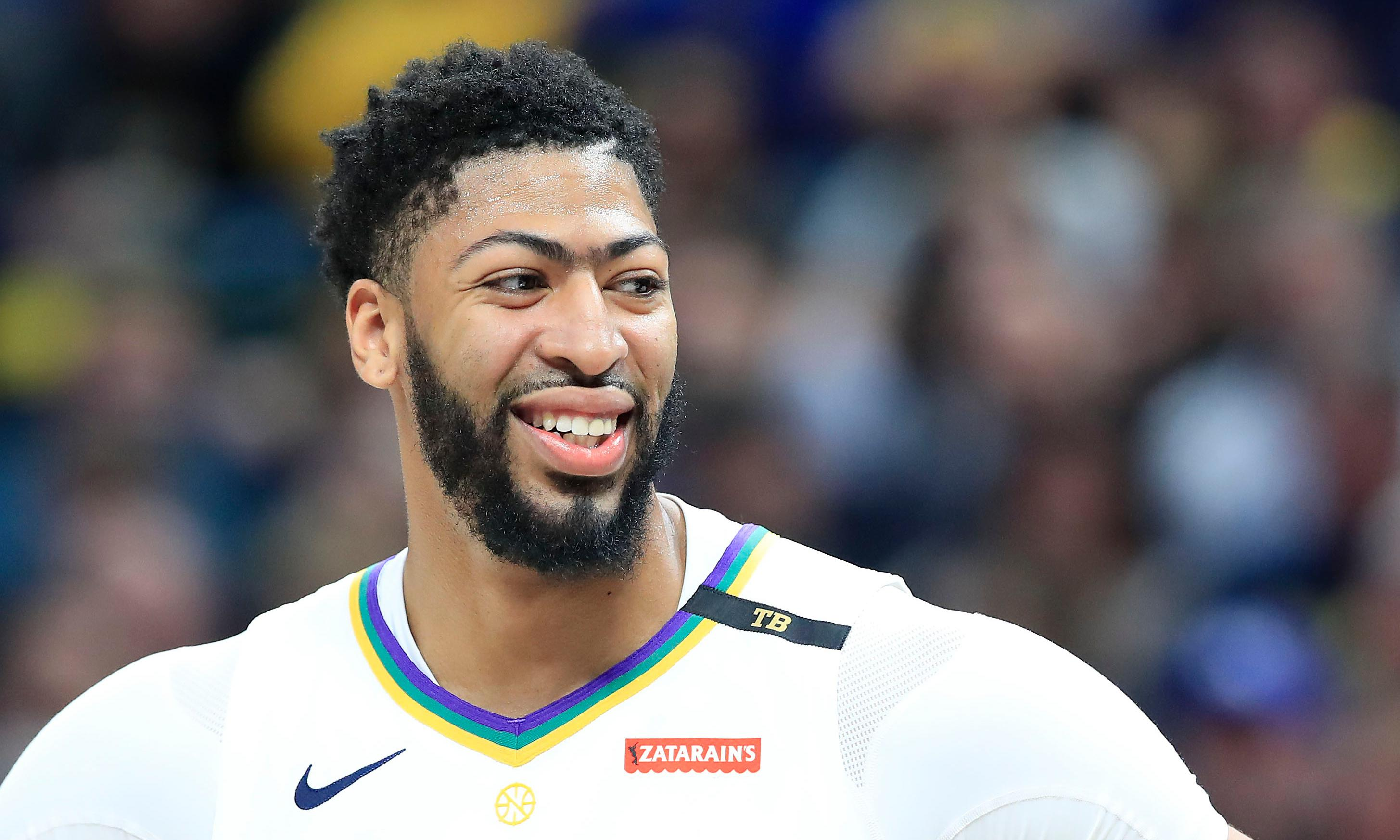 New Orleans Pelicans trade Anthony Davis to LA Lakers in blockbuster deal