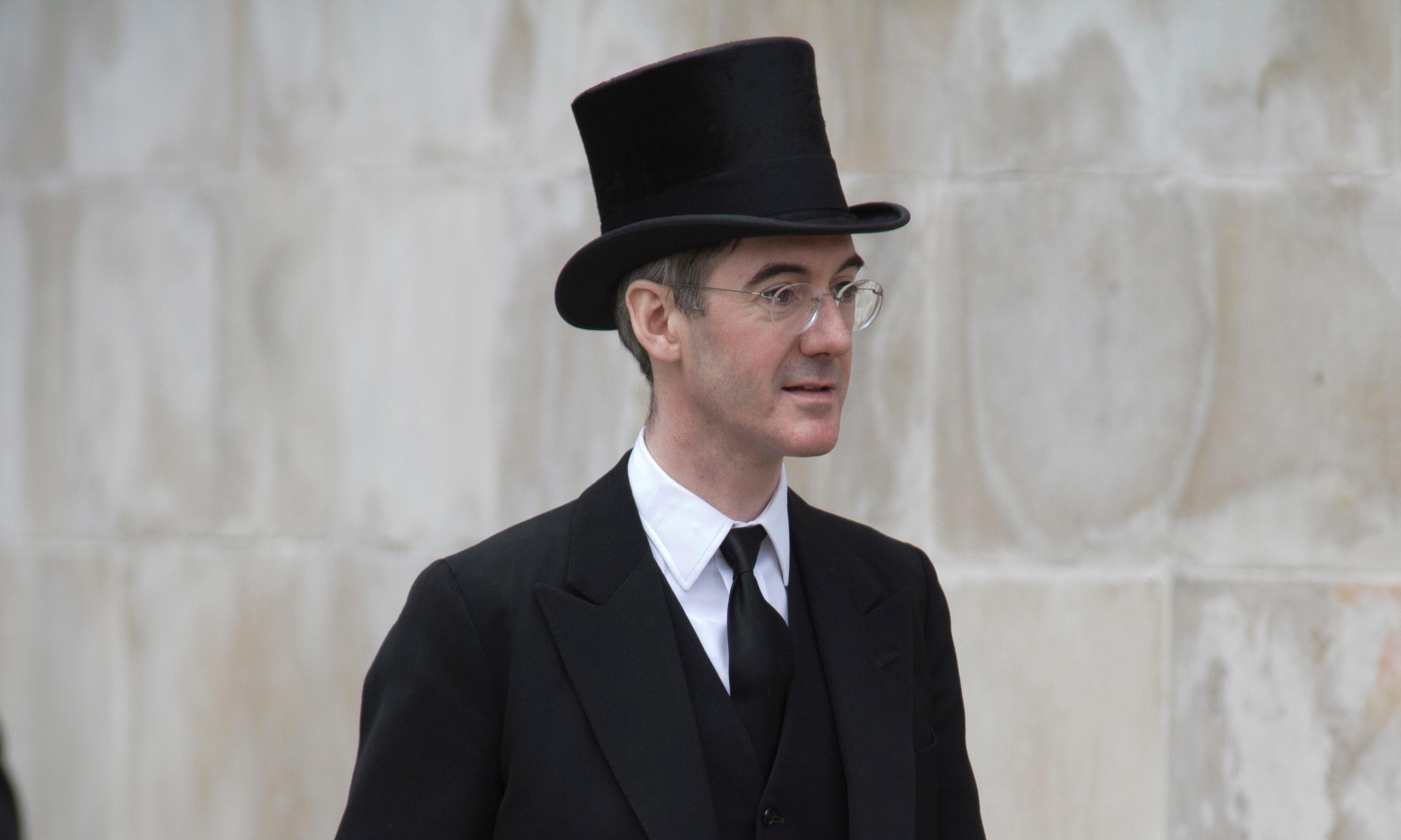 Rees-Mogg's book is 'sentimental jingoism and empire nostalgia'