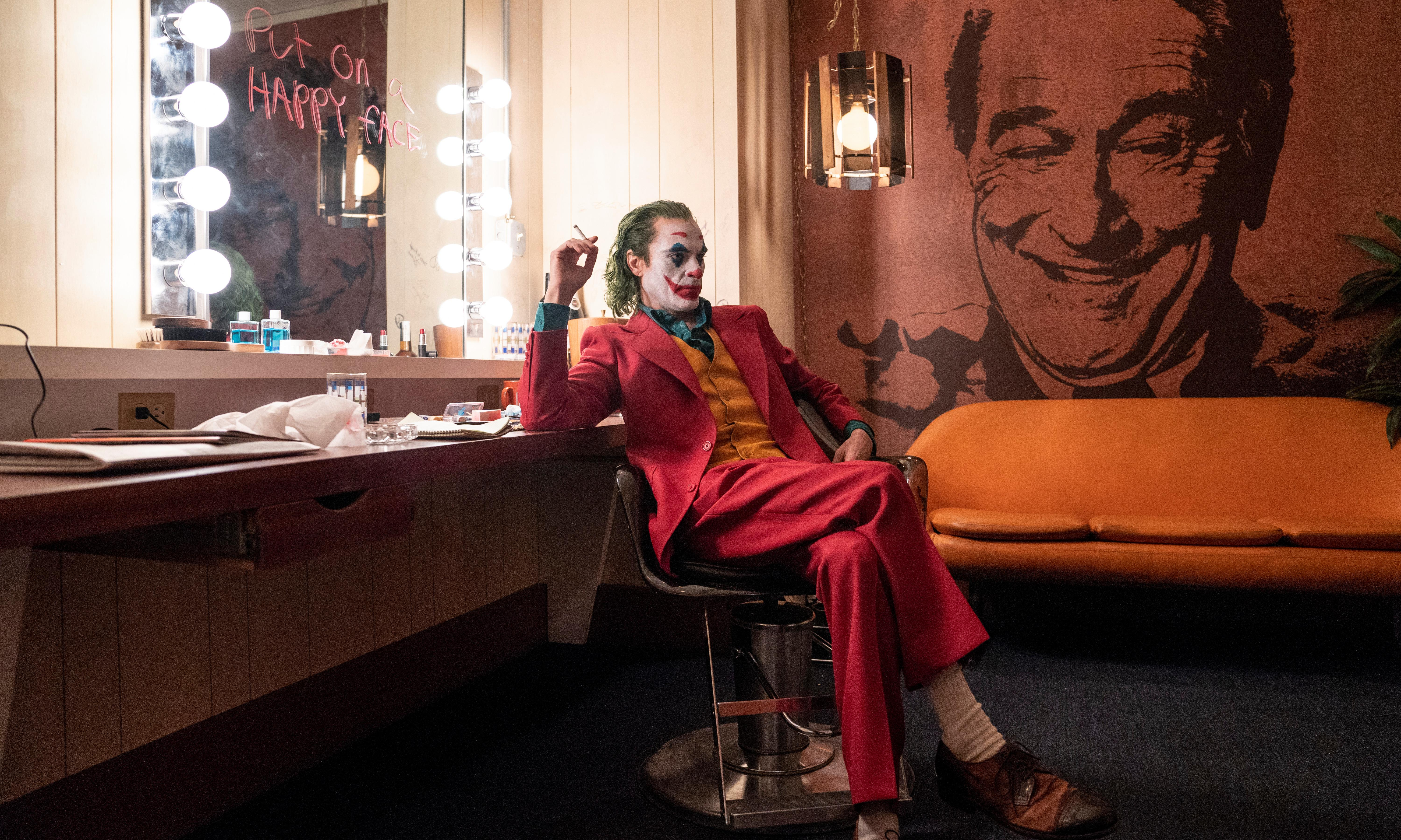 Joker review – the most disappointing film of the year