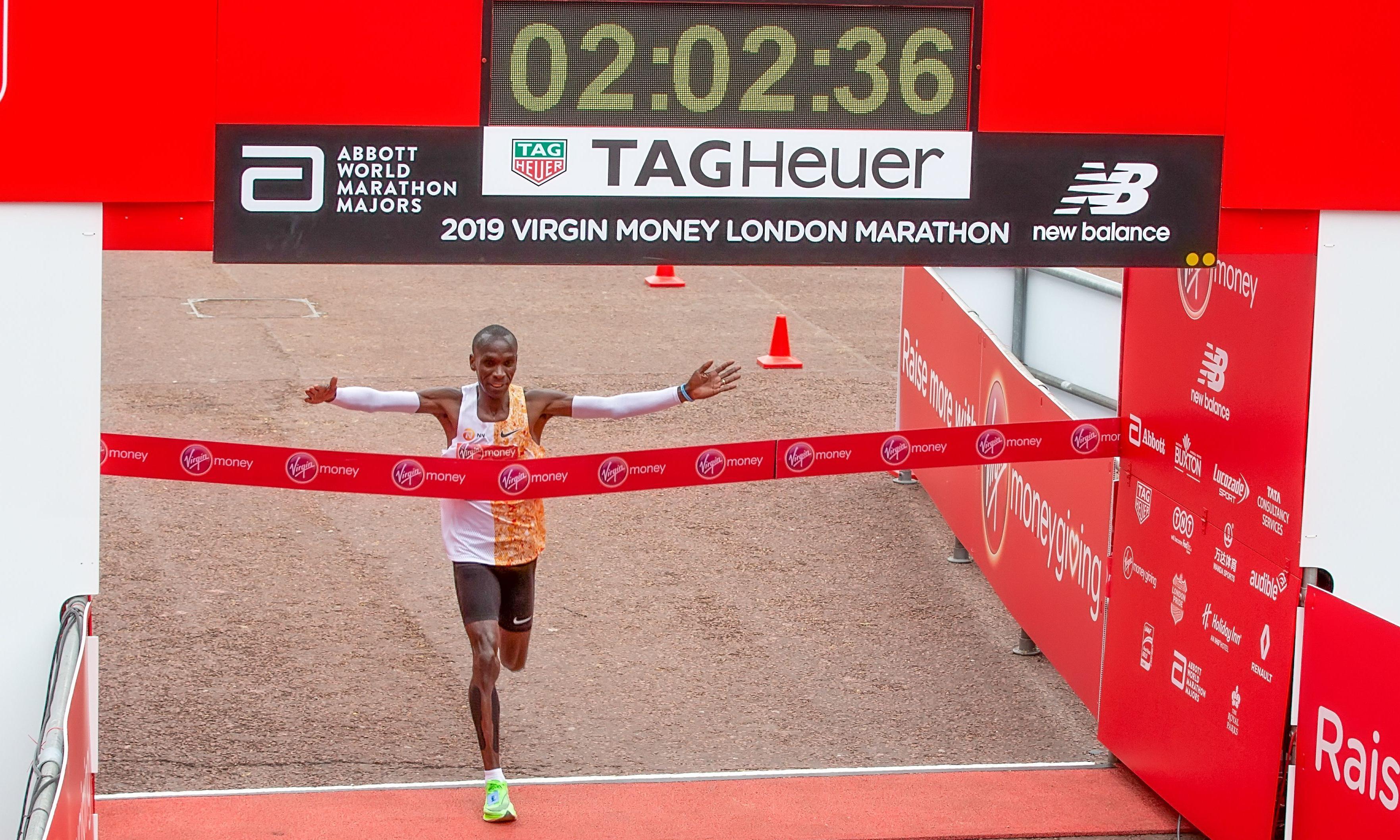 Eliud Kipchoge can break world marathon record again, predicts coach