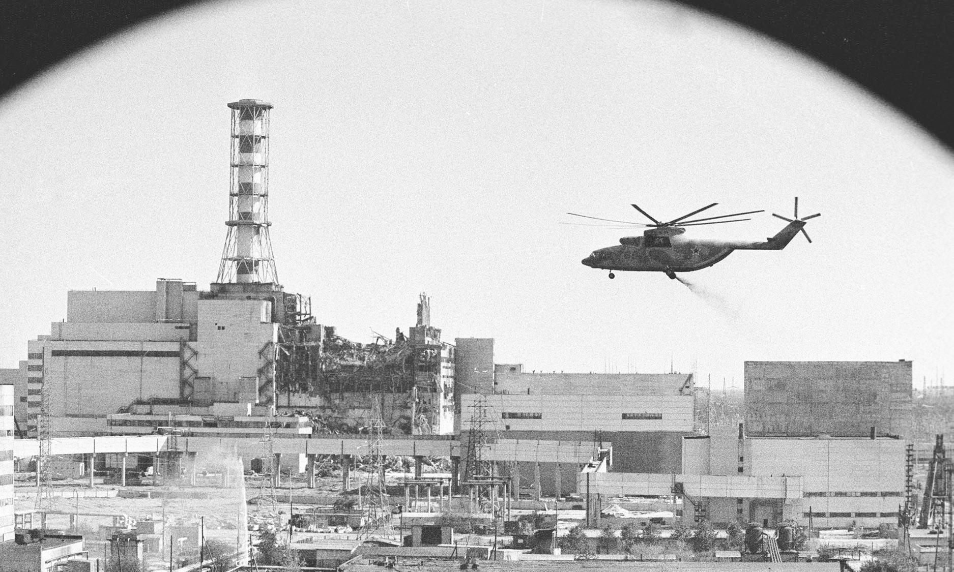 Cuba's generosity after Chernobyl