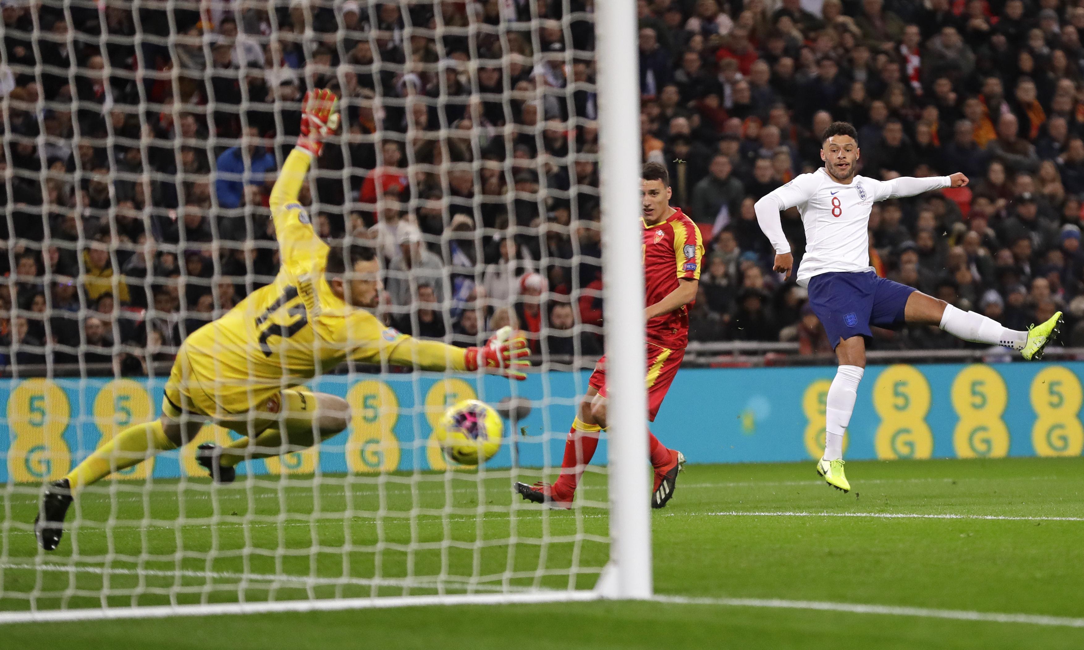 England 7-0 Montenegro: Euro 2020 qualifier player ratings