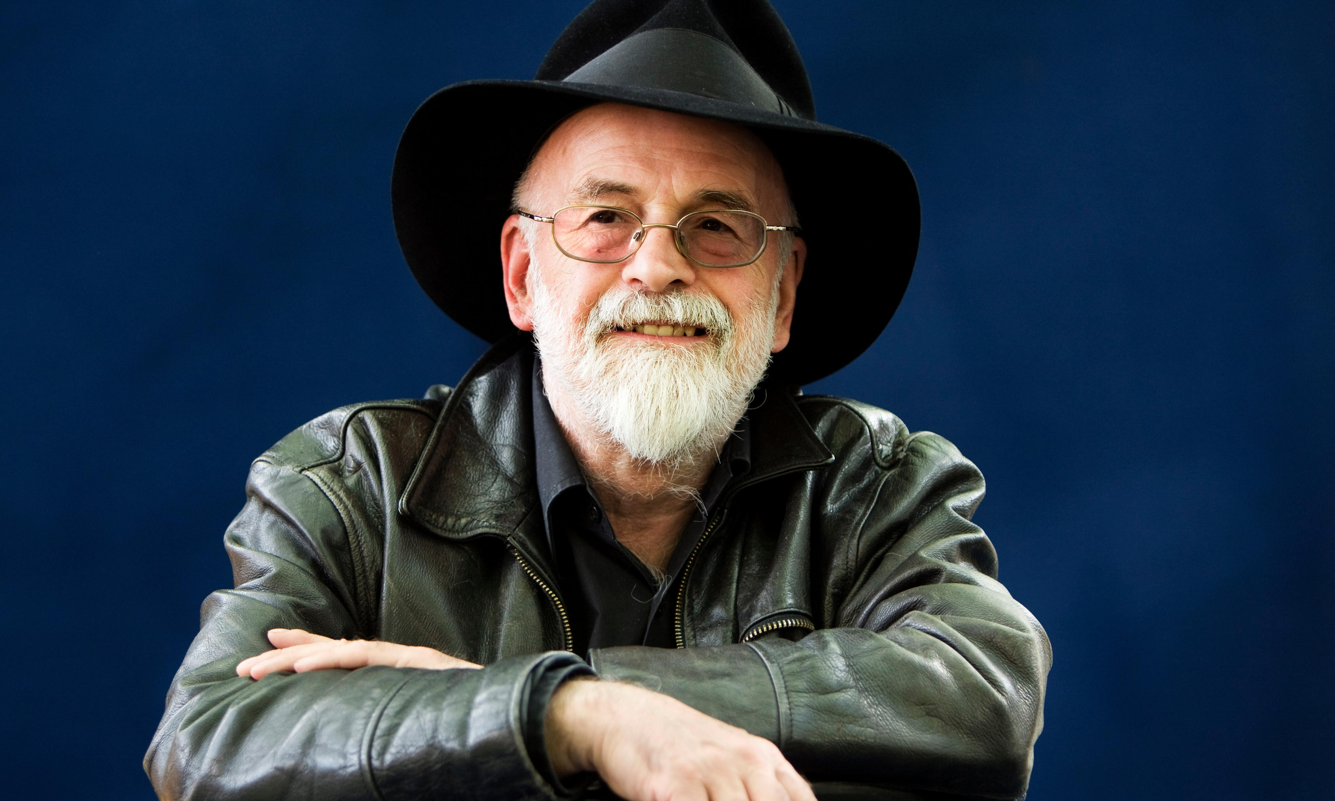 Terry Pratchett predicted rise of fake news in 1995, says biographer