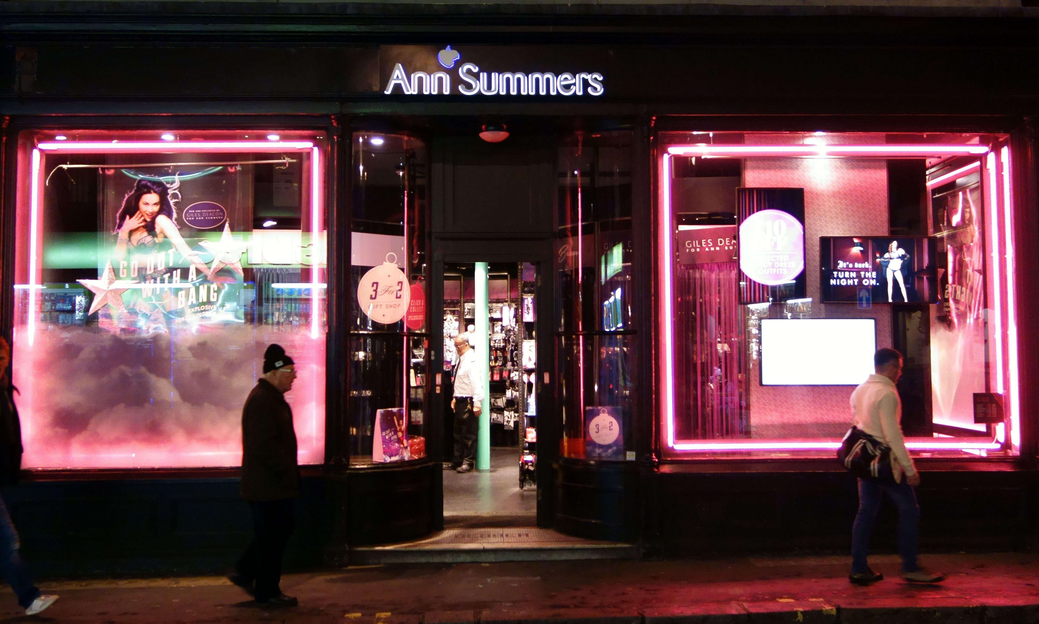 Ann Summers chief criticises landlords over high rents