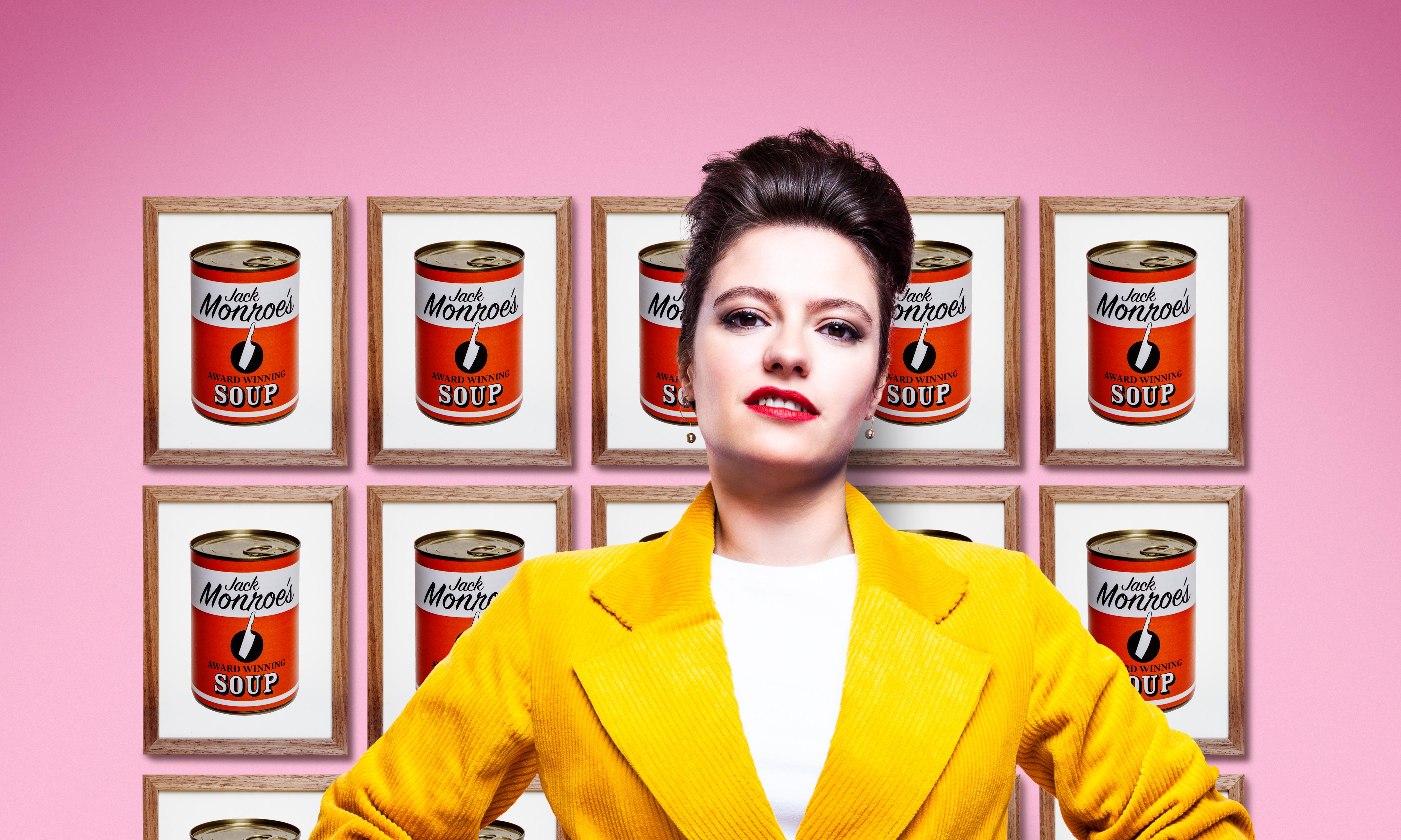Jack Monroe: 'I'm still haunted by the fear of being hungry'