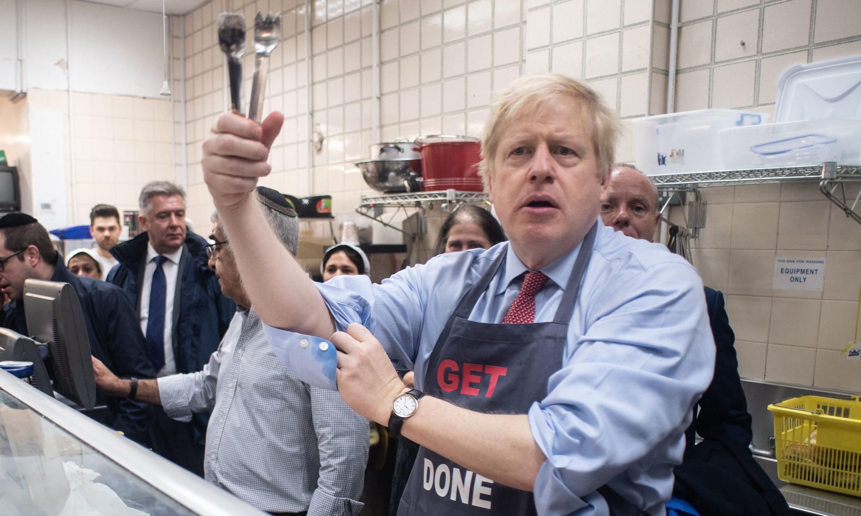 Scared of Corbyn? As a black Jewish woman I'm terrified of Johnson