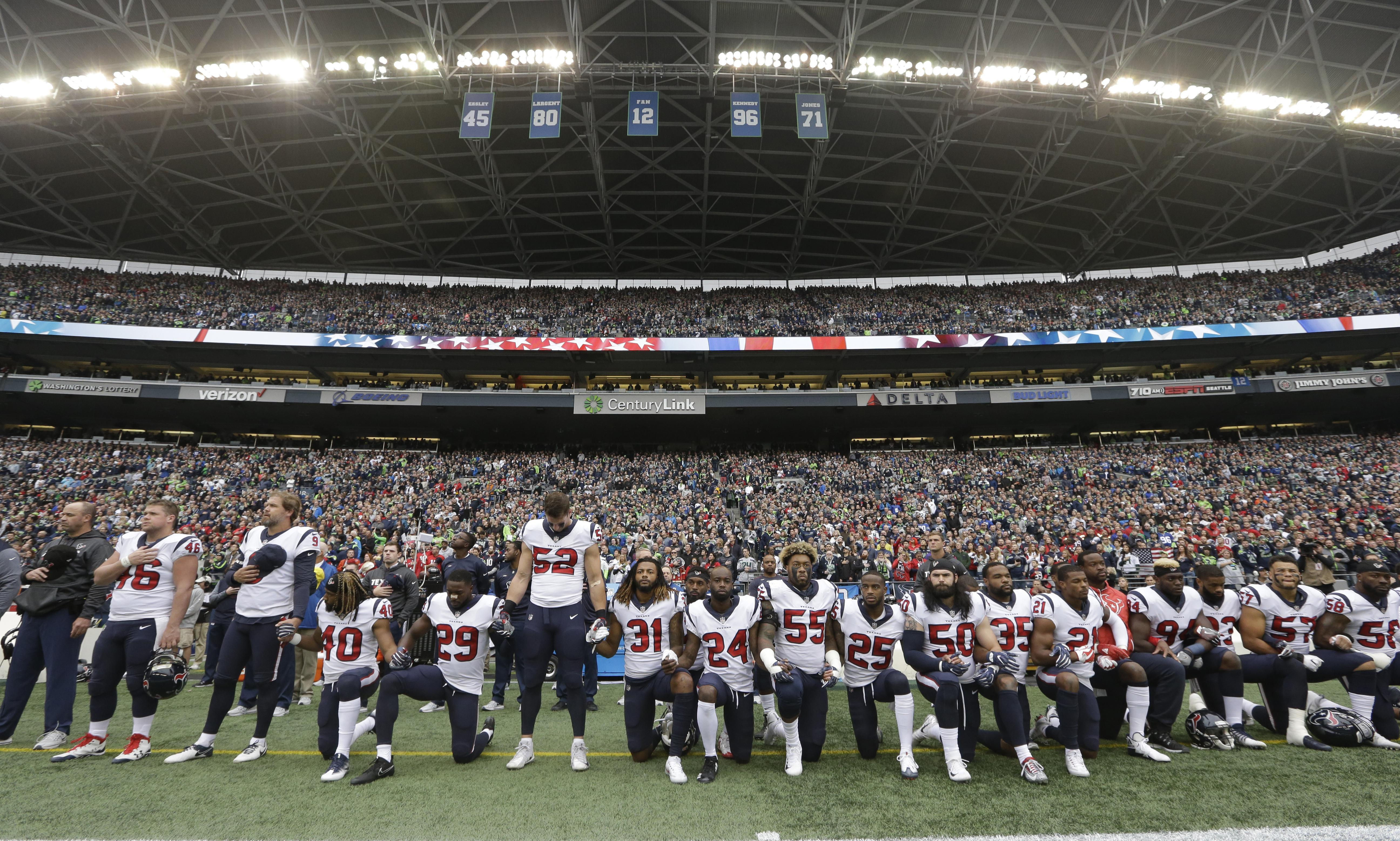 An open letter to the NFL's owners