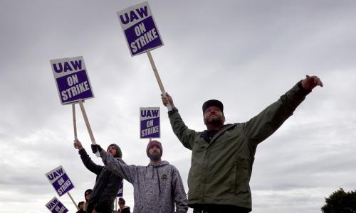 America's strike wave is a rare – and beautiful – sight to behold | Hamilton Nolan