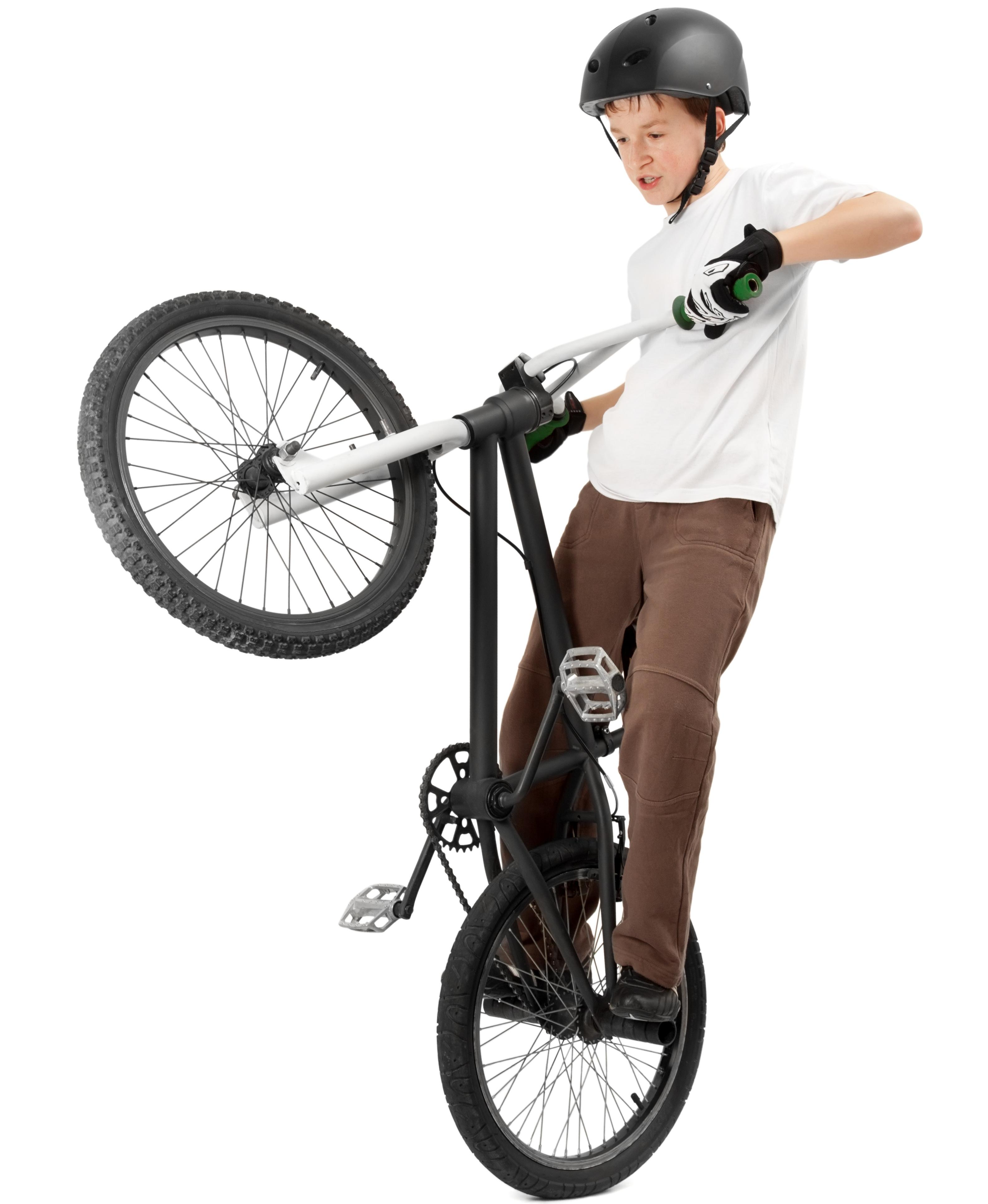 Fitness tips: handy hints for BMX beginners