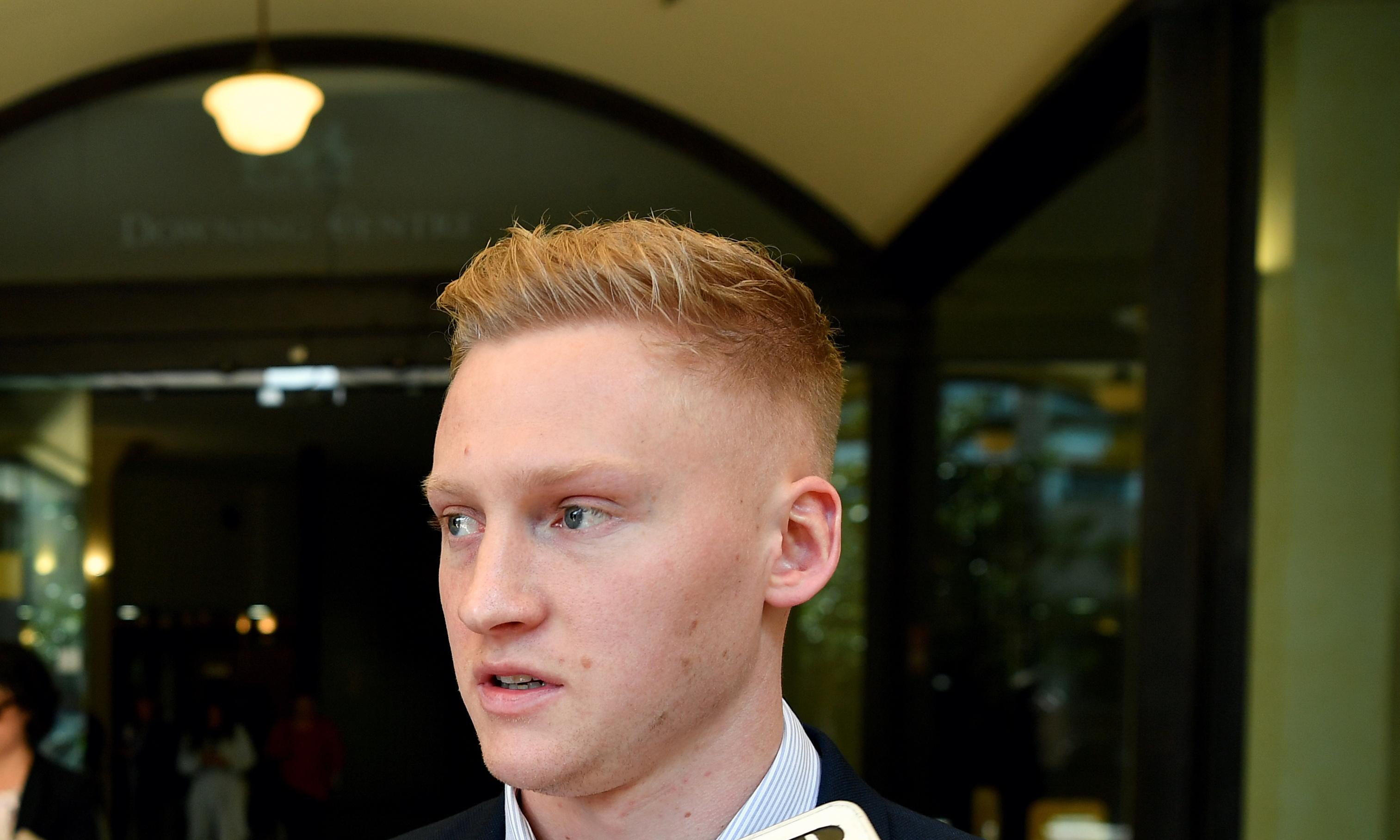 Man cleared of assaulting rugby player awarded $100,000 over Nine's 'coward punch' defamation