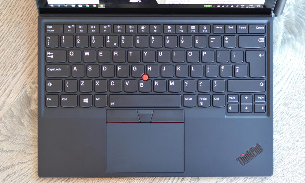 Lenovo ThinkPad X1 Tablet xét