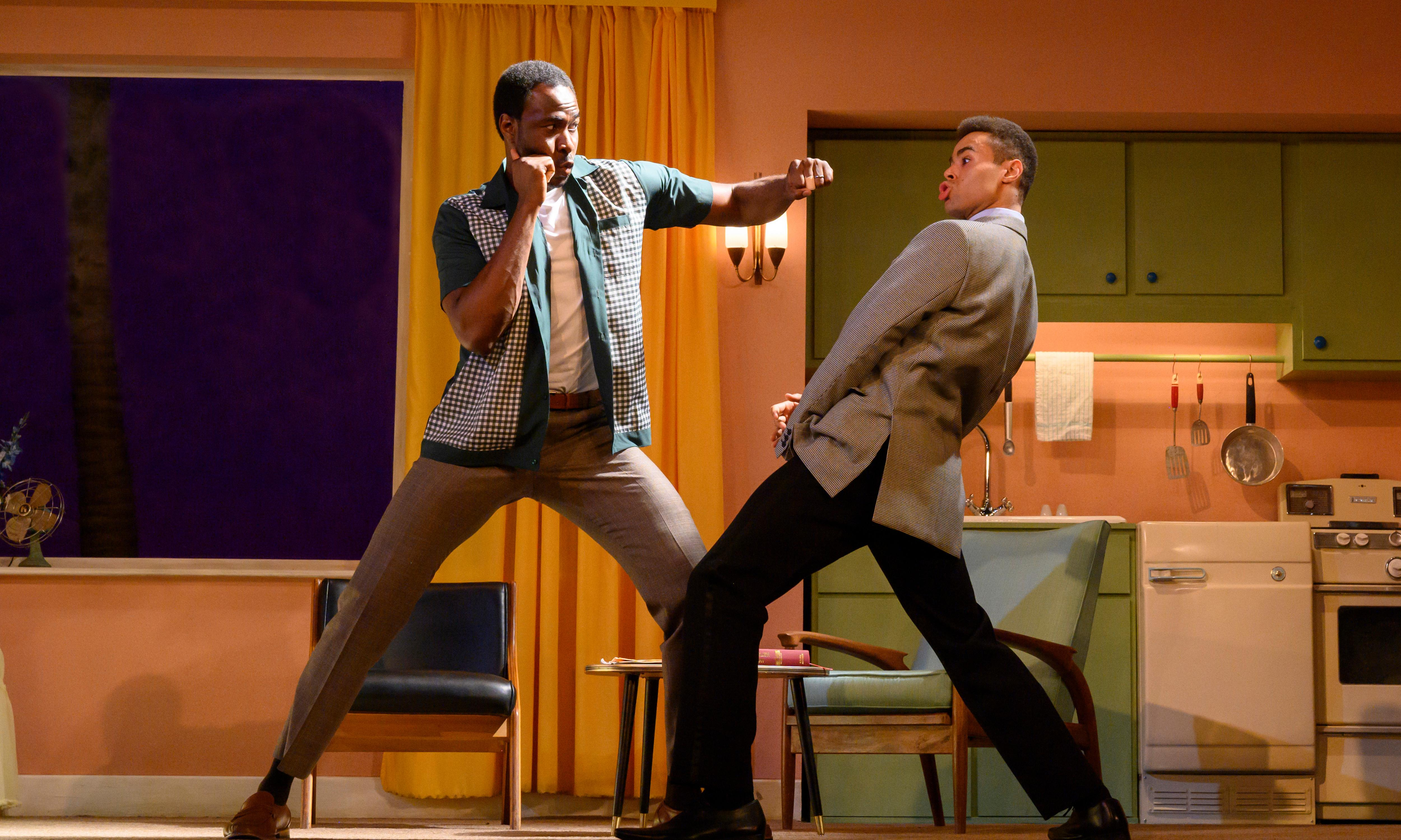 One Night in Miami review – Ali goes toe-to-toe with Malcolm X and Sam Cooke