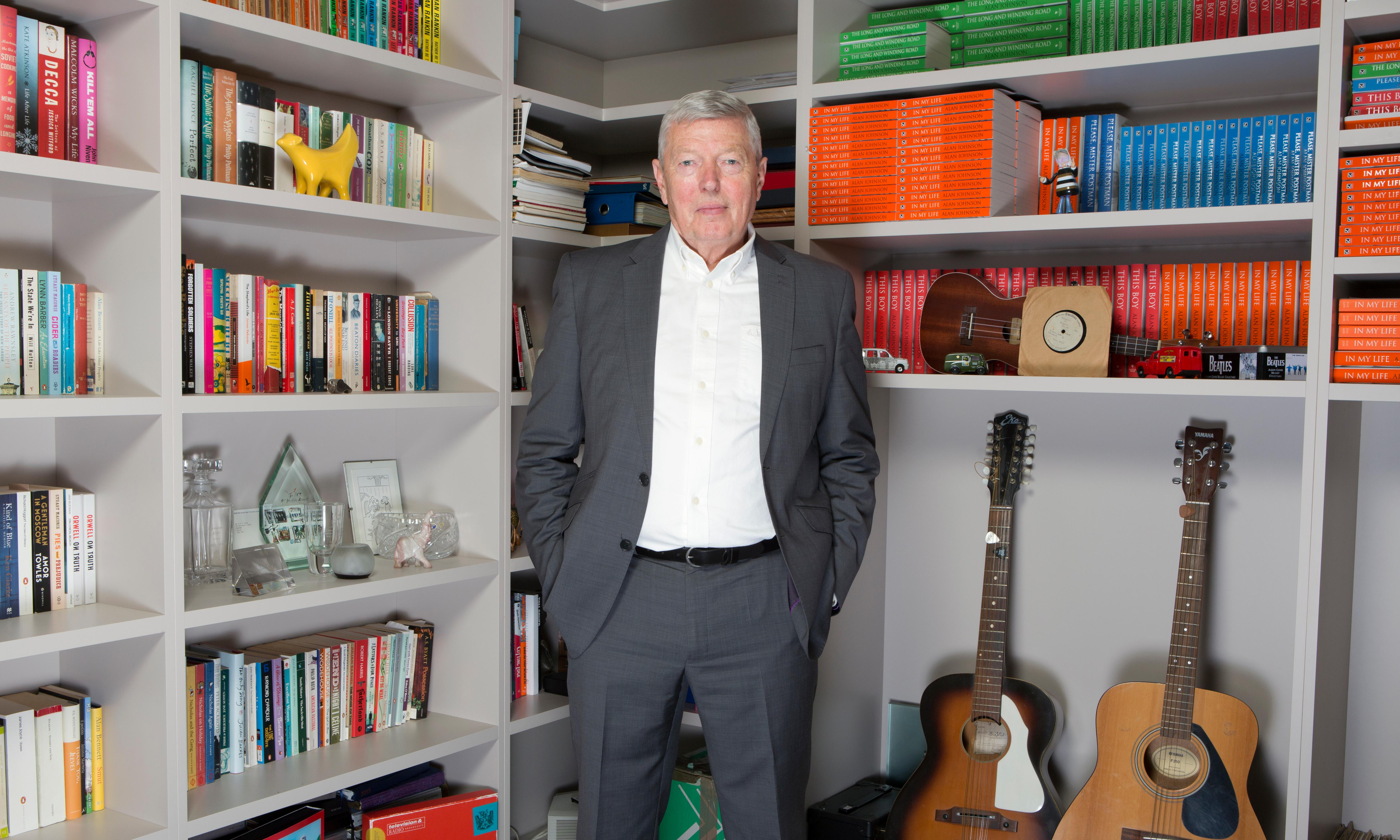 Ex-Labour minister Alan Johnson: 'I sent a tape to Elvis Costello in '82. I'm still awaiting a reply''