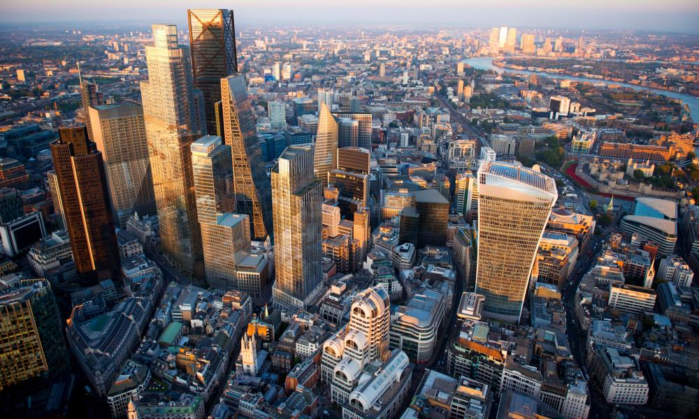 1 Leadenhall joins the cluster of towers in the Square Mile.