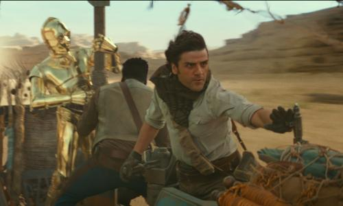 Star Wars: The Rise of Skywalker – what we learned from the Vanity Fair special