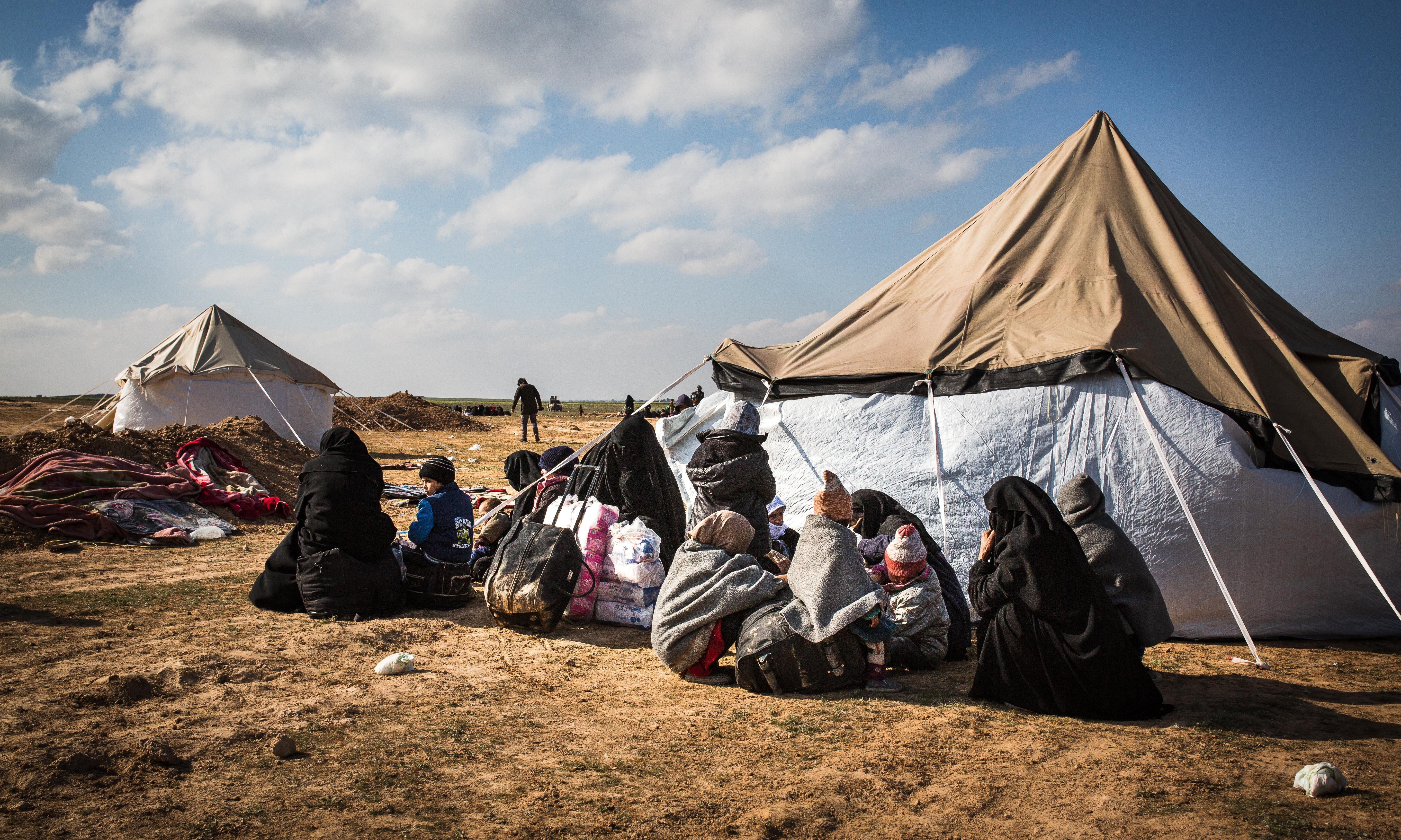 The Observer view on Isis children stranded in Syria