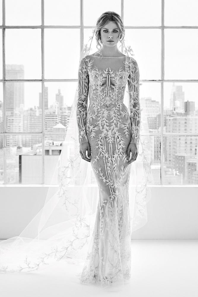 Zuhair Muri wedding dress