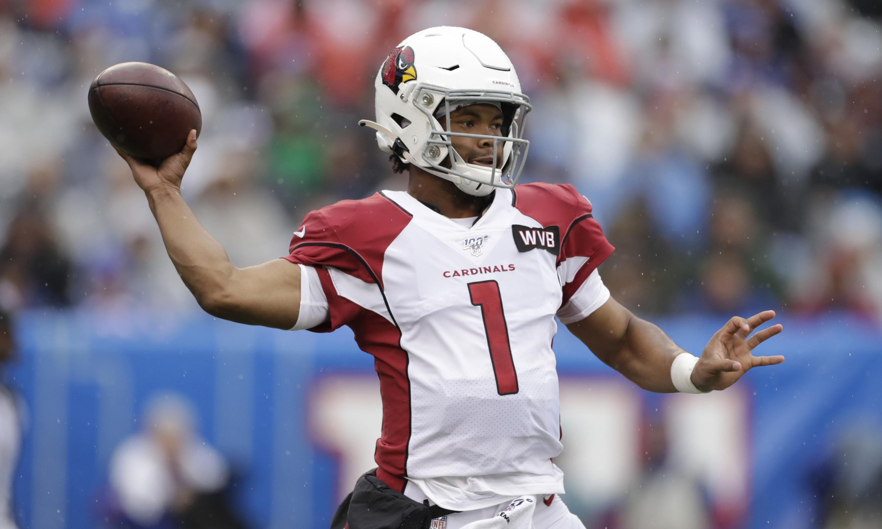 No1 overall pick Kyler Murray learning new ways to win in the NFL