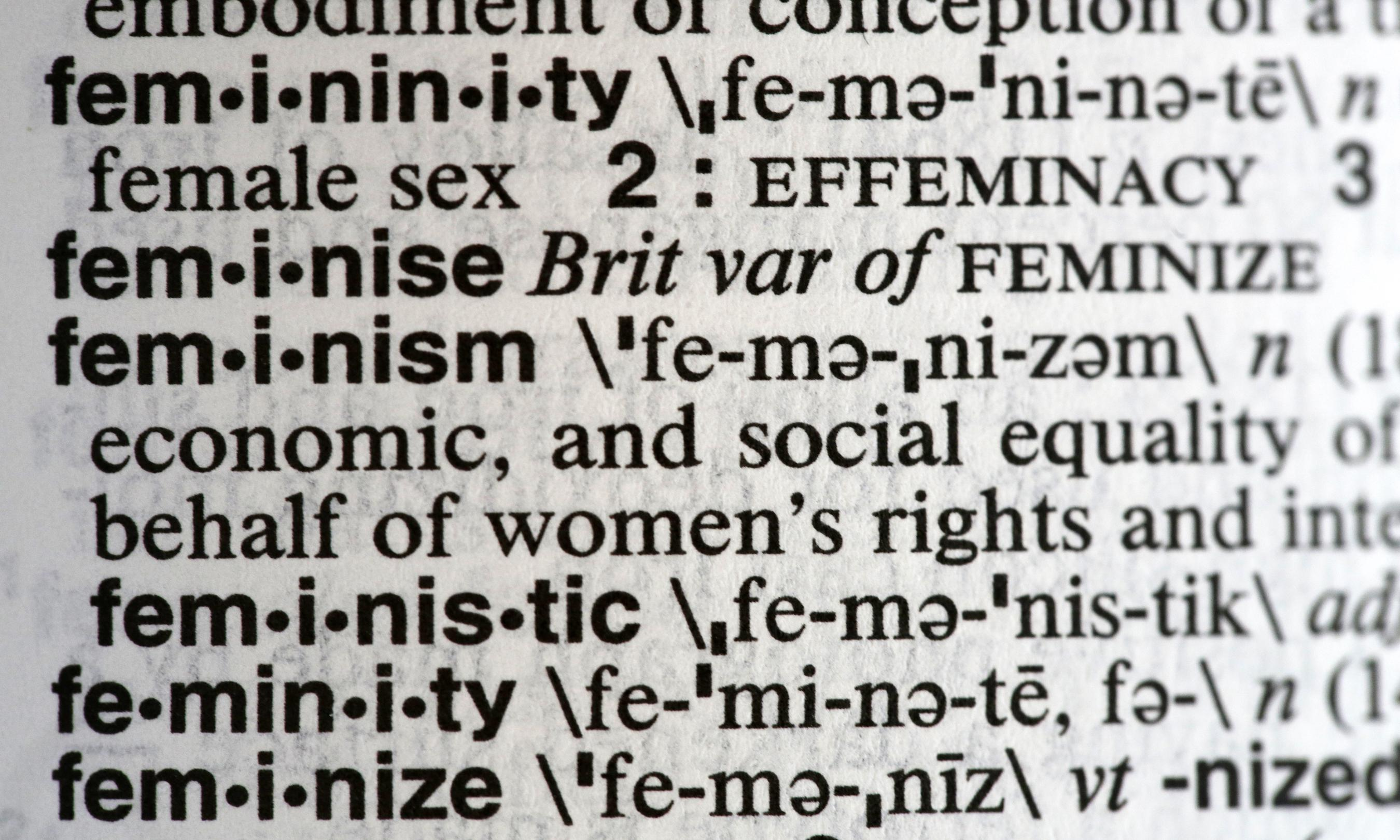 Thousands demand Oxford dictionaries 'eliminate sexist definitions'