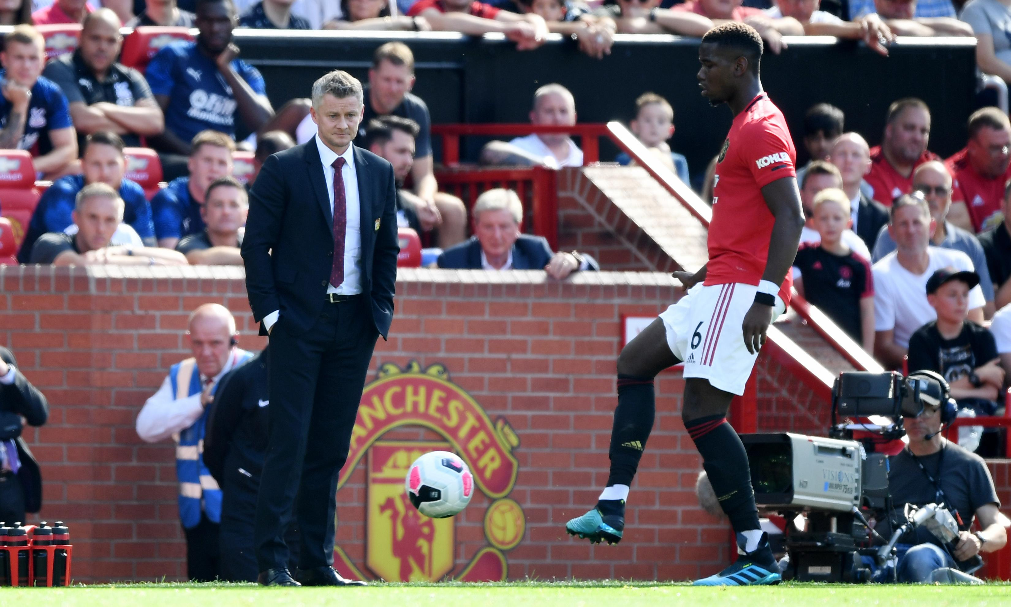 Pogba is at Manchester United for the long haul, says Ole Gunnar Solskjær