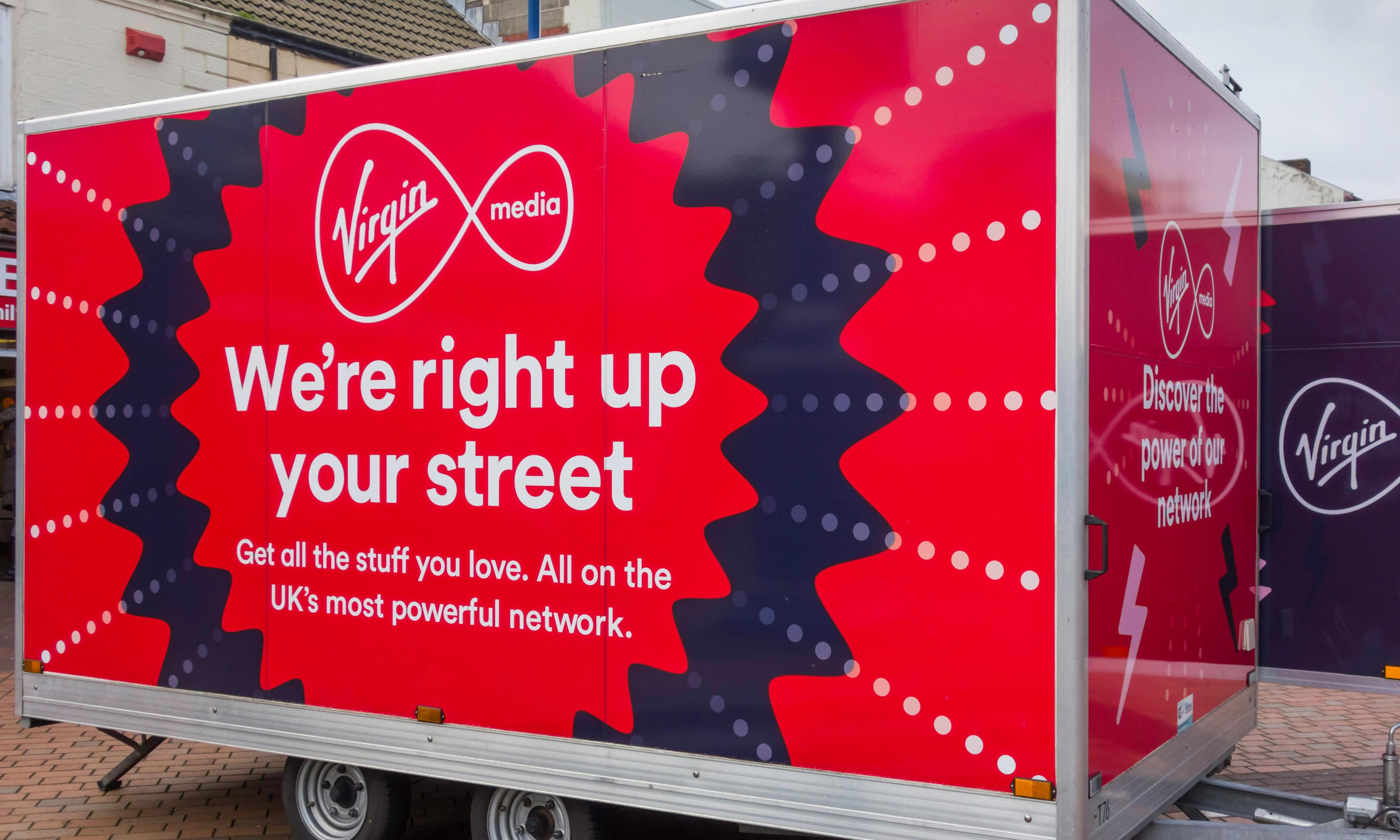 A Virgin Media salesman persuaded me to switch to a pricier deal
