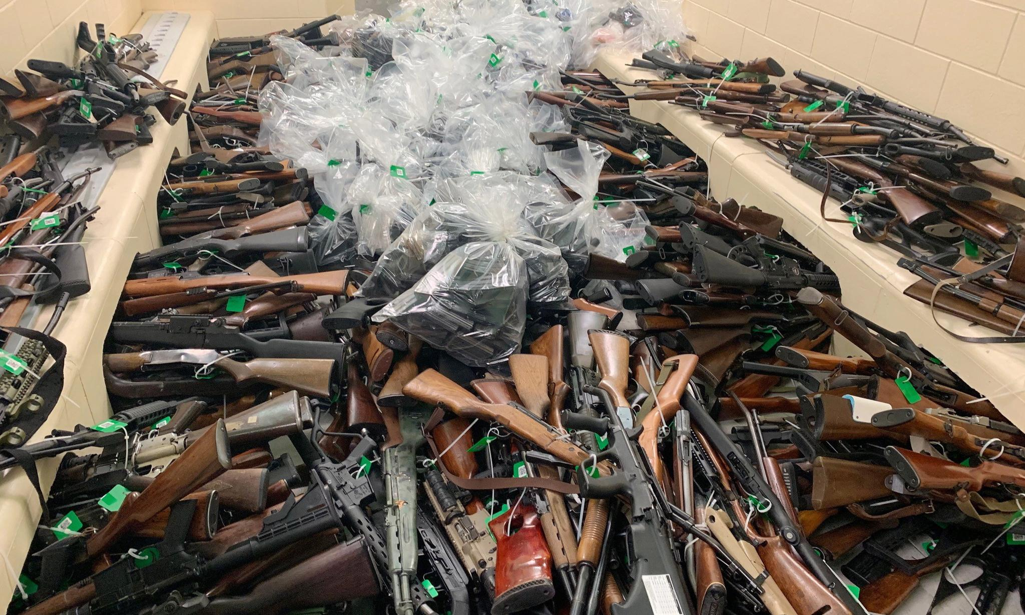 New Zealand's gun buyback website 'a shopping list for criminals'