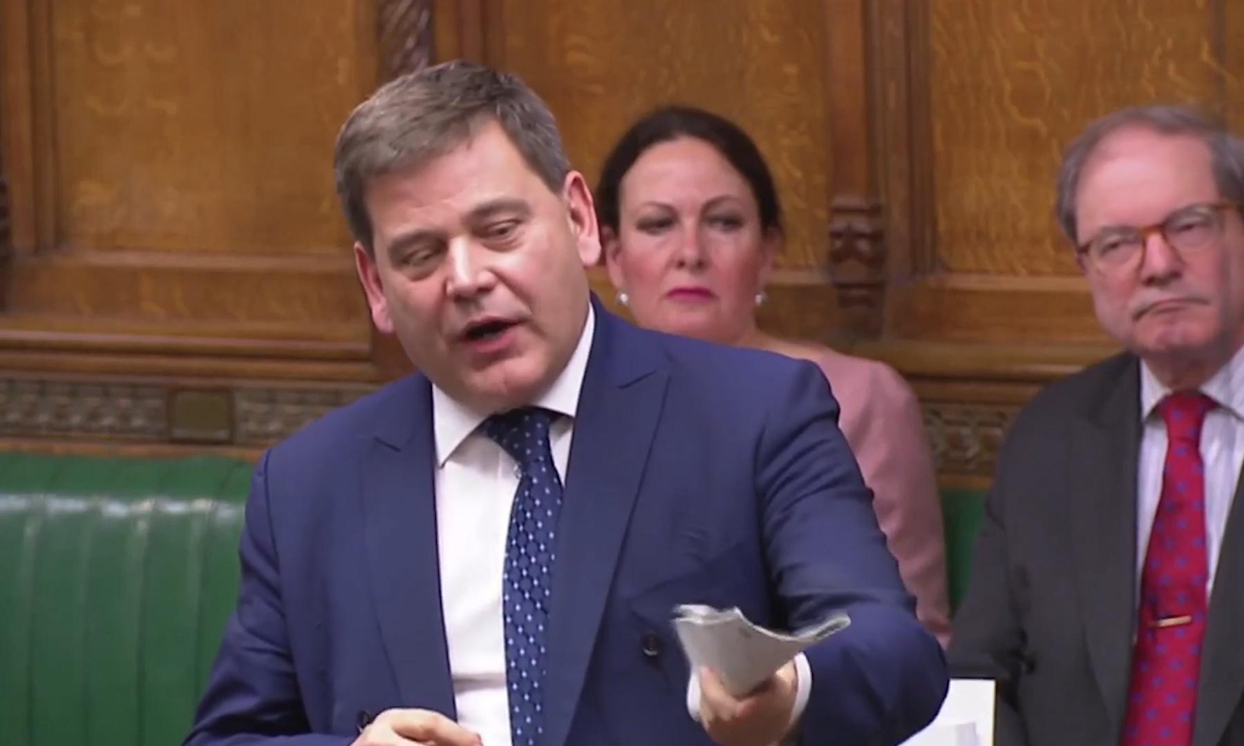Brexit: Rudd, Clark and Gauke should resign, says Andrew Bridgen