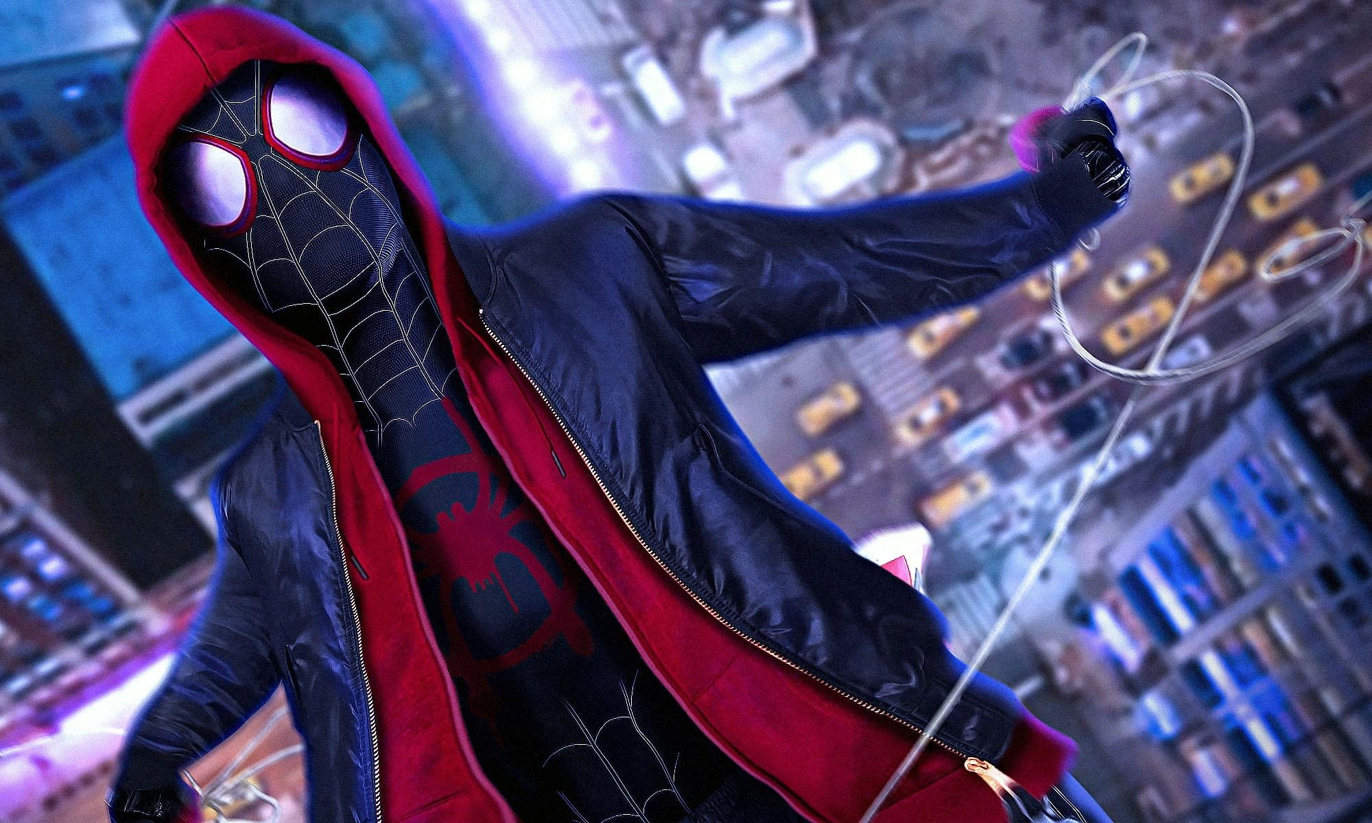 Spider-Man: Into the Spider-Verse proves Hollywood can't out-Marvel Marvel