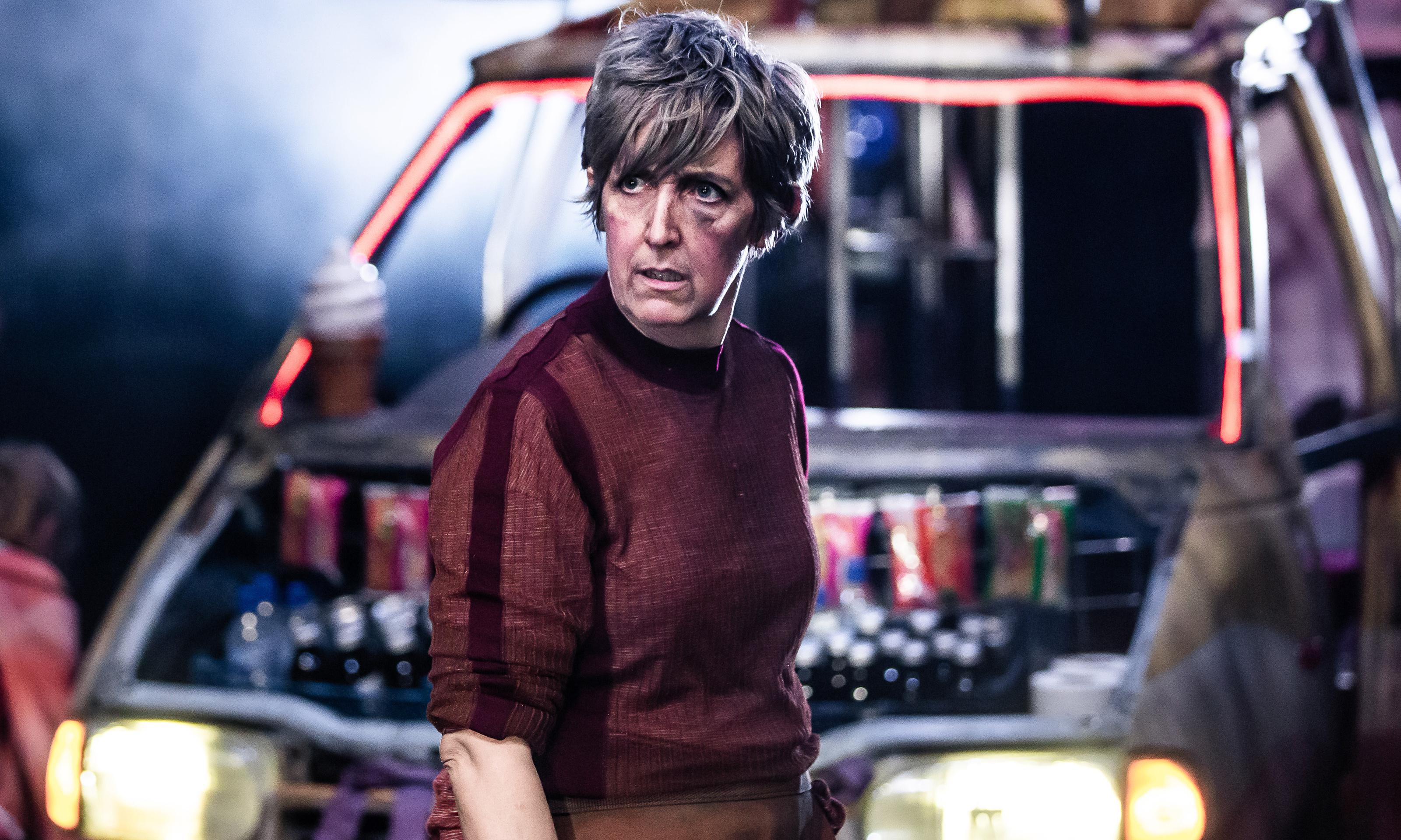 Mother Courage and Her Children review – canny power from Julie Hesmondhalgh