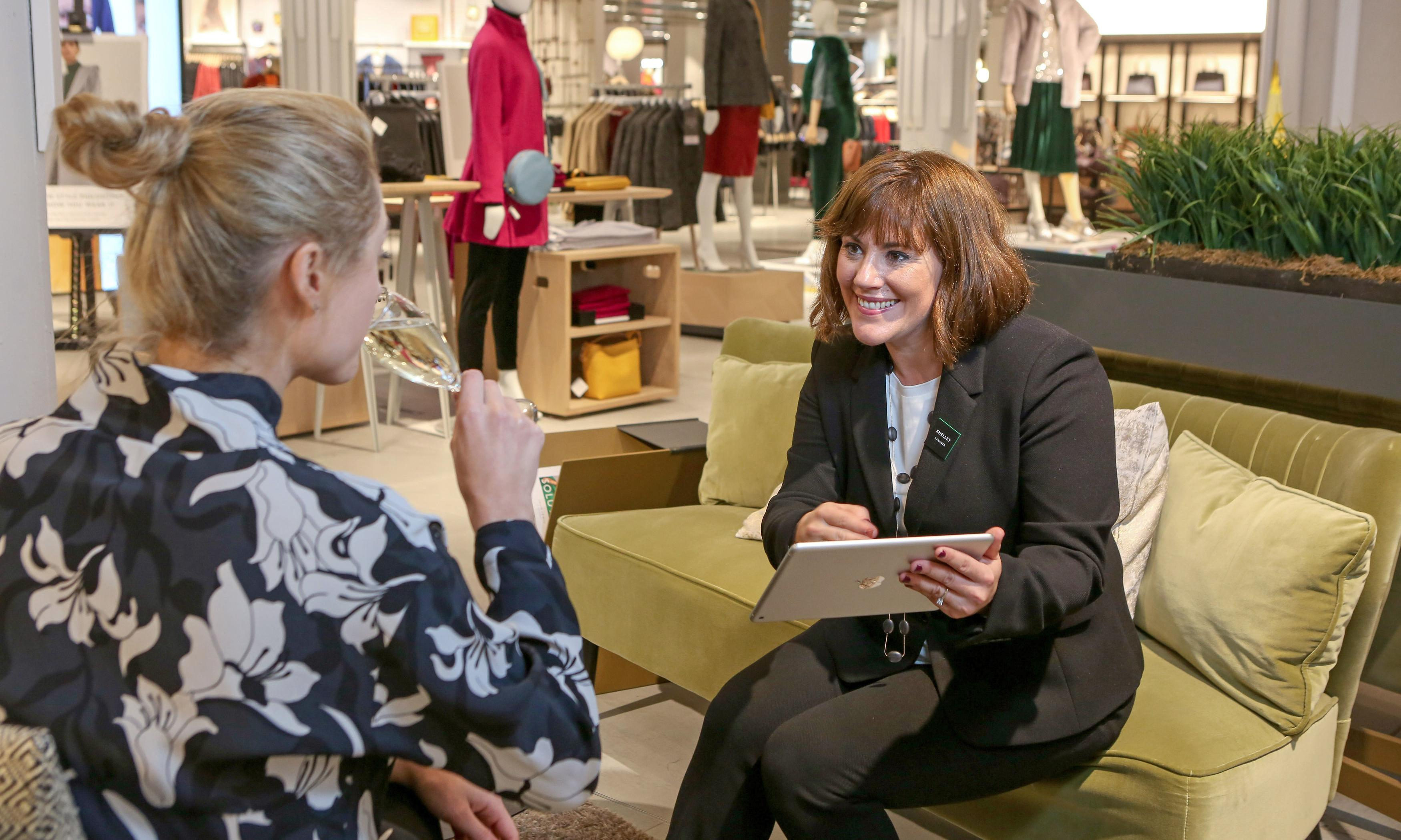 John Lewis to launch £10,000 'private shopping' service