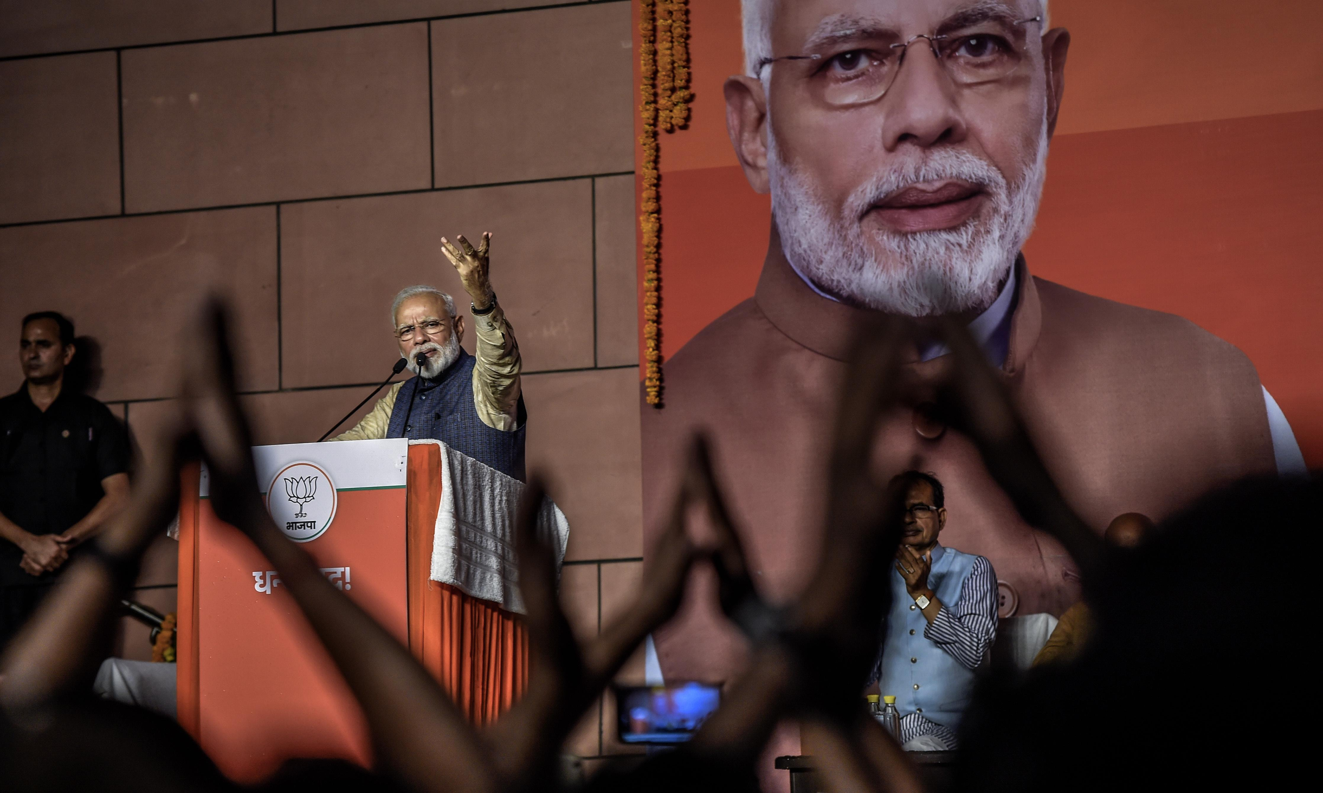 The Guardian view on Narendra Modi's landslide: bad for India's soul