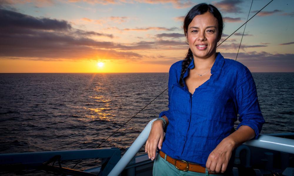 Liz Bonnin will travel the world examining plastic pollution hot spots.