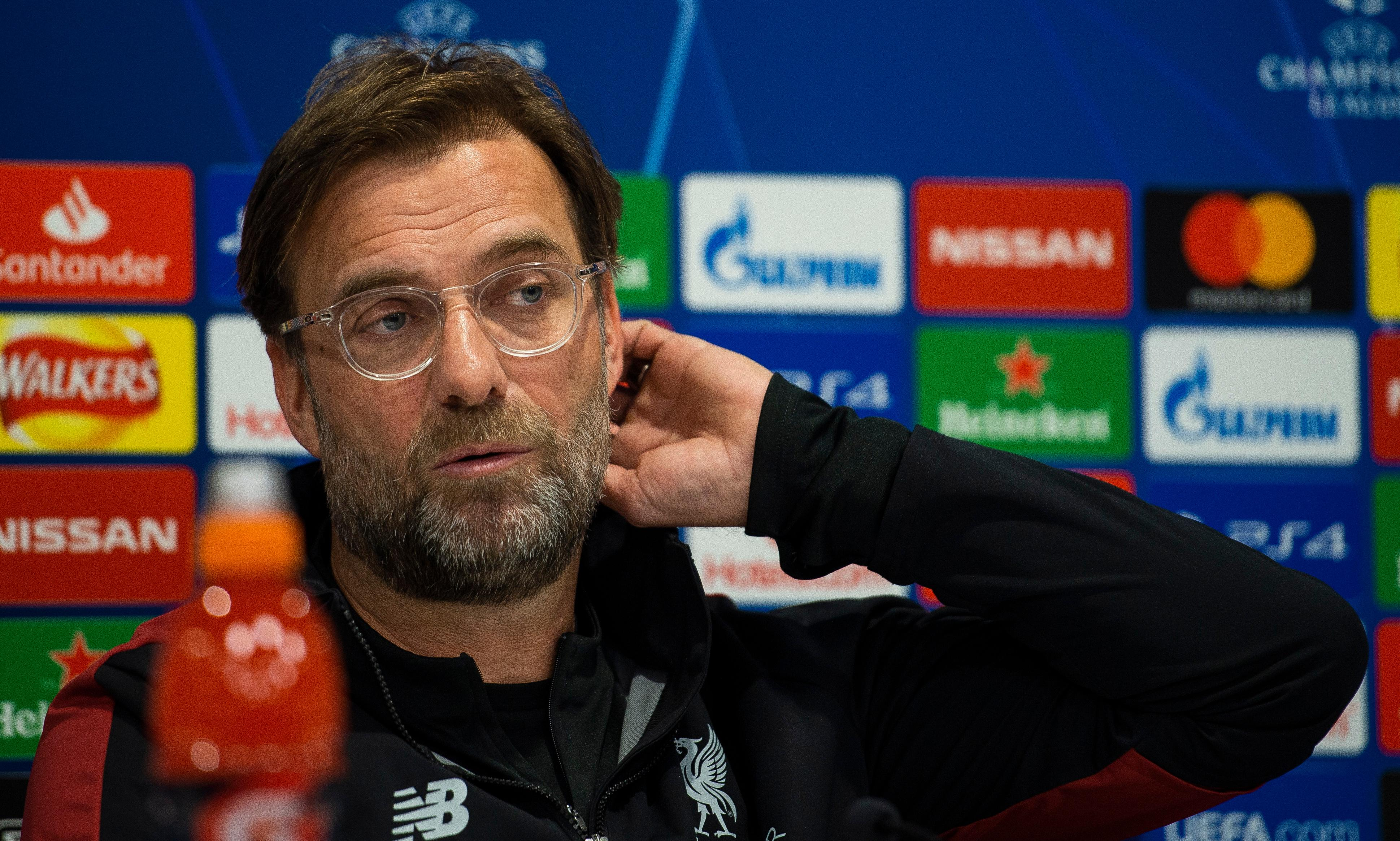 Manchester City would not sell Jadon Sancho to us, claims Jürgen Klopp
