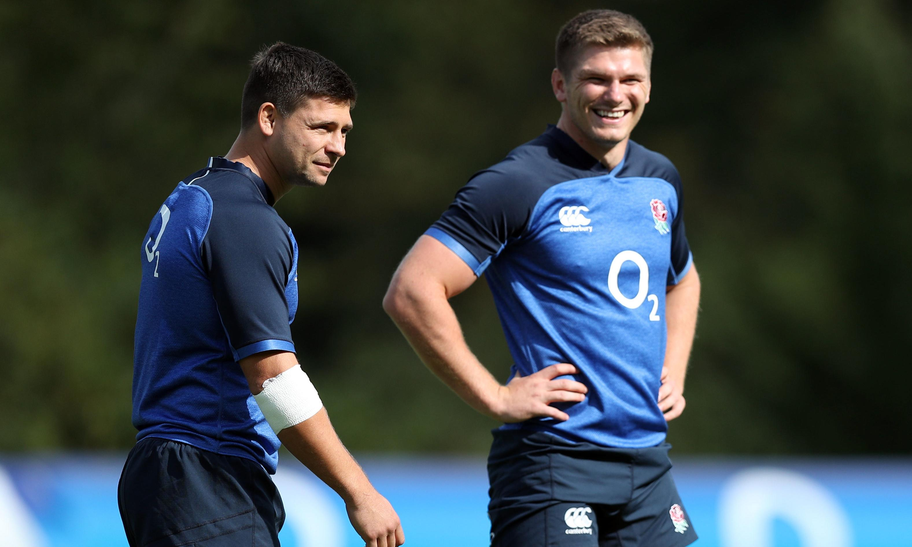 Topping world rankings is not important, says England's Ben Youngs