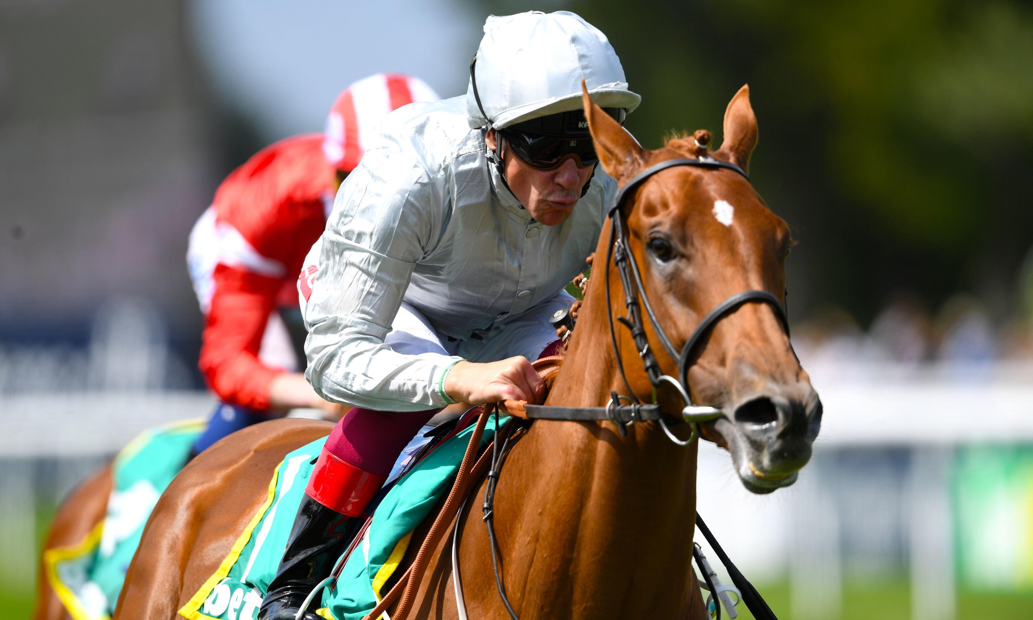 Talking Horses: Frankie Dettori to grab more glory on Advertise