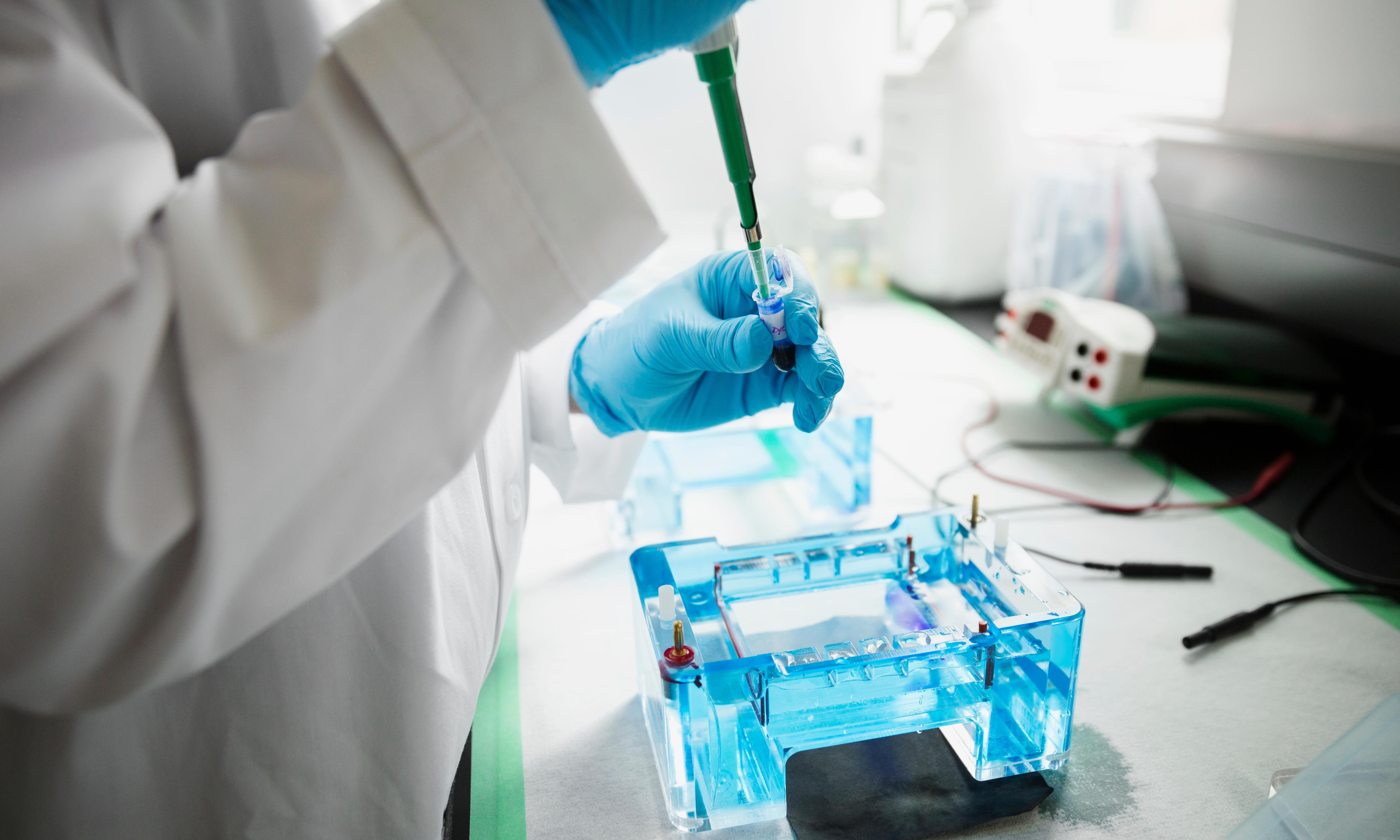 Forensic science labs are on the brink of collapse, warns report