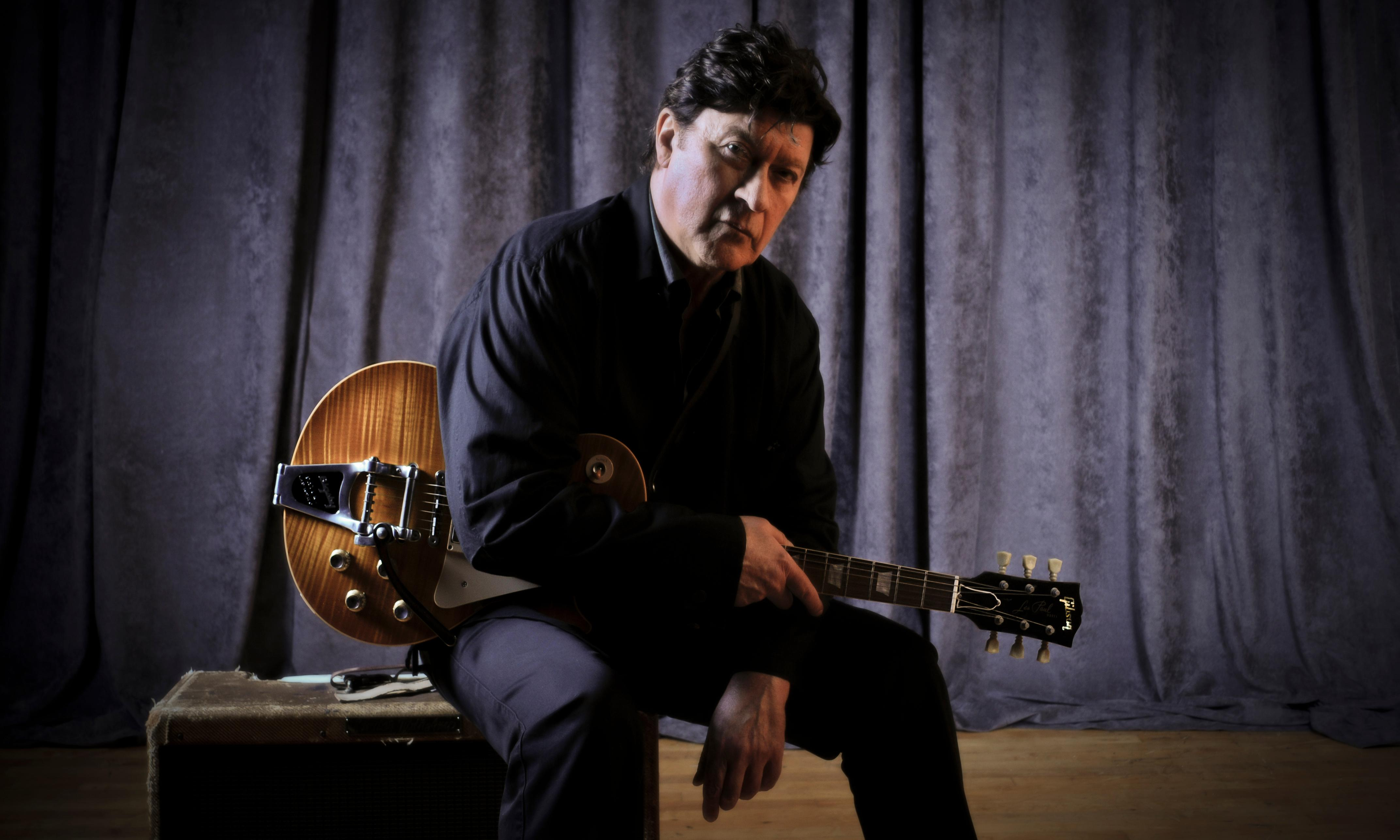 Robbie Robertson: 'I didn't know anybody who didn't do drugs'