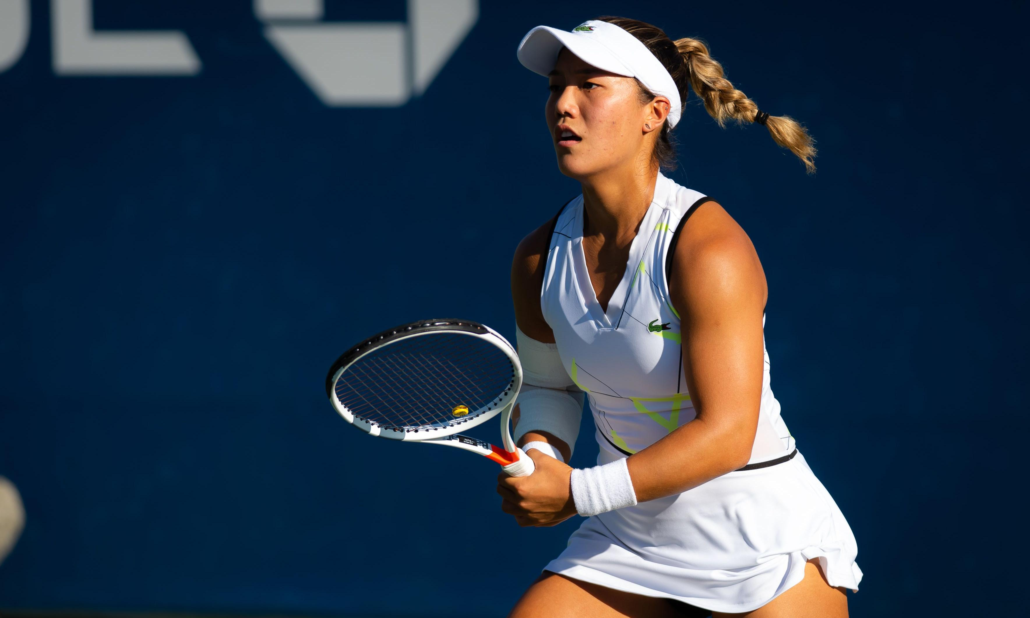 Kristie Ahn happy to defer corporate job with long-awaited US Open run