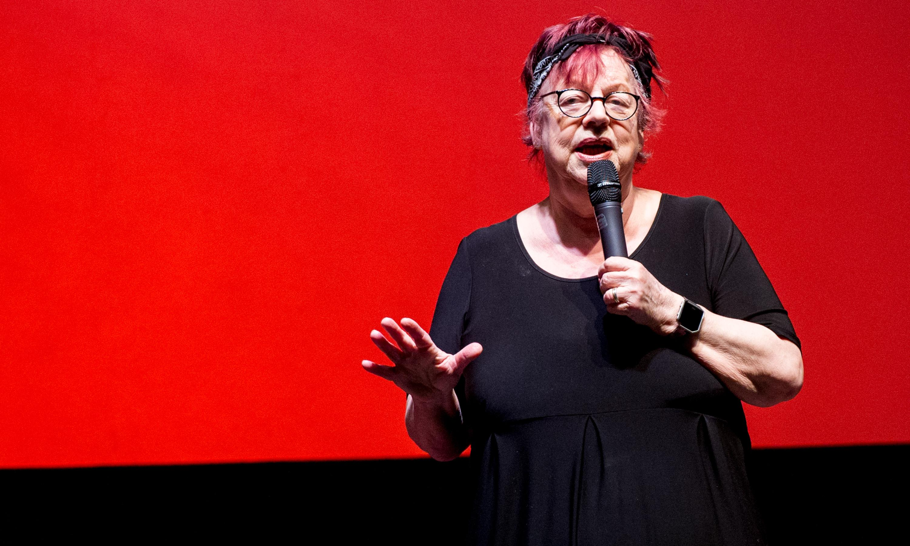 Jo Brand: such a mistake to take comedians too seriously