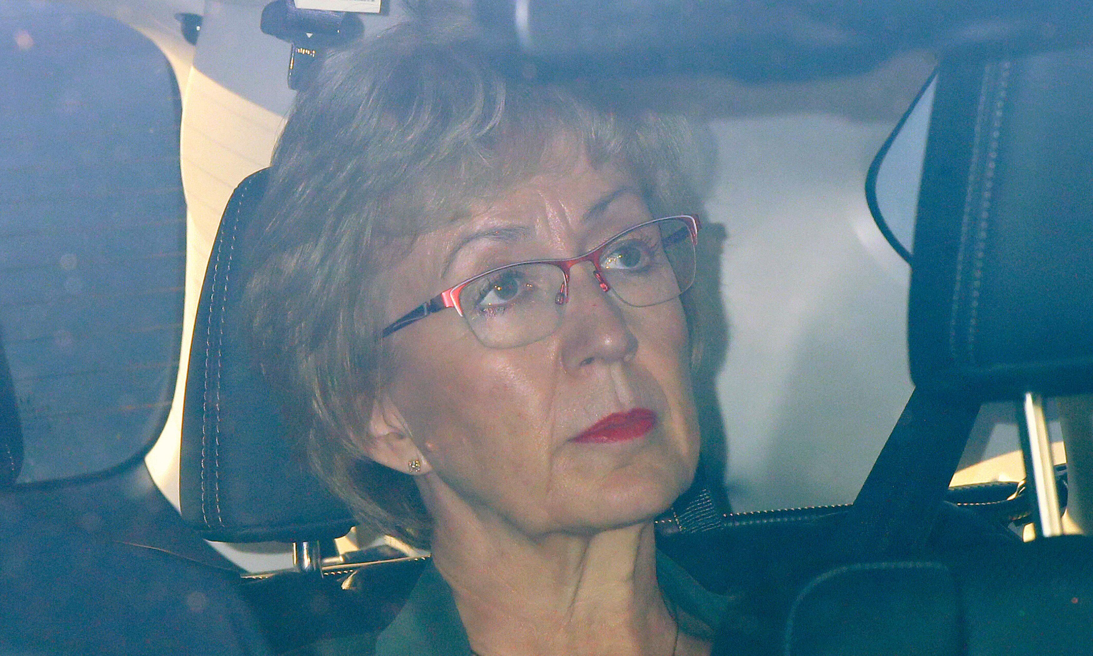 Andrea Leadsom quits over Theresa May's Brexit bill