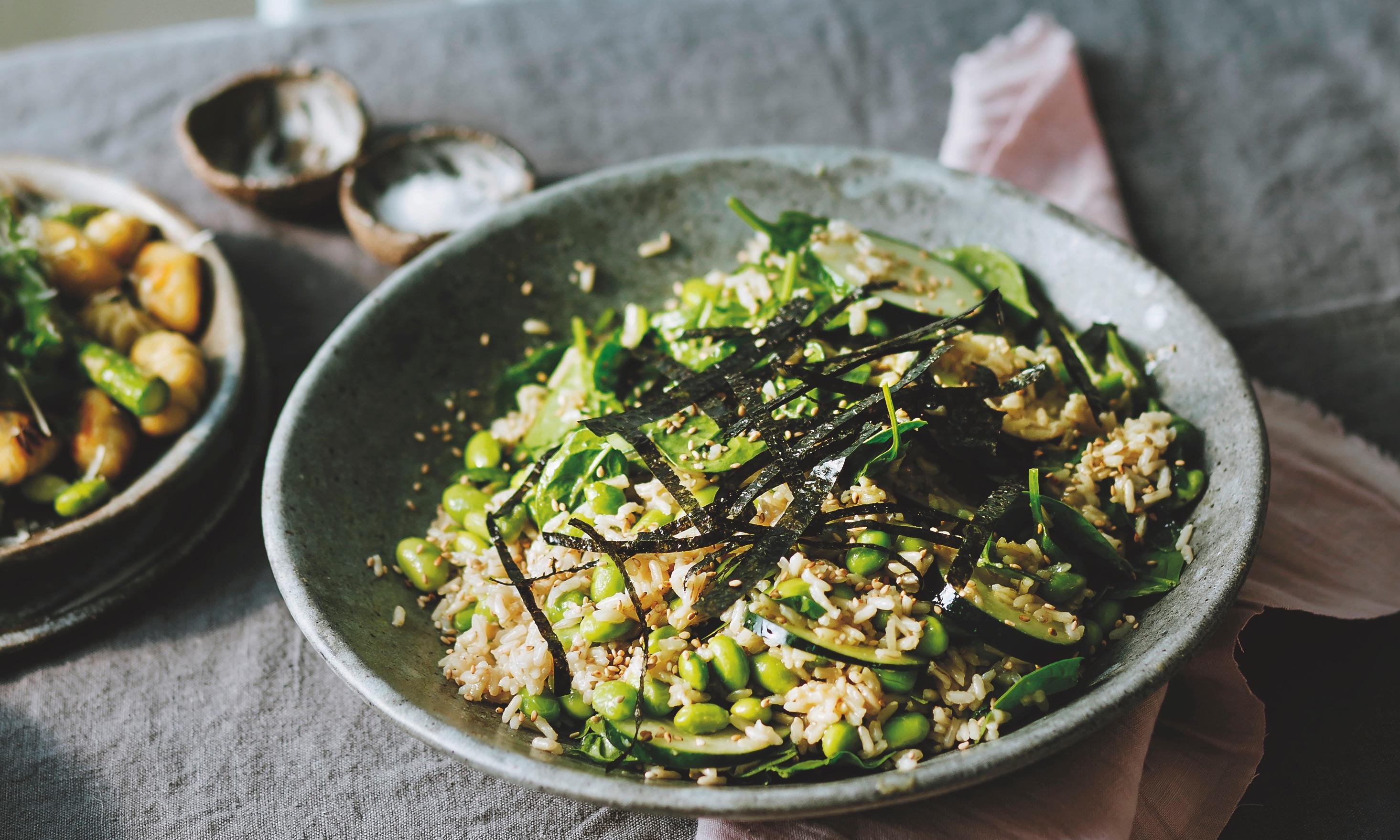 Hetty McKinnon's sushi salad recipe